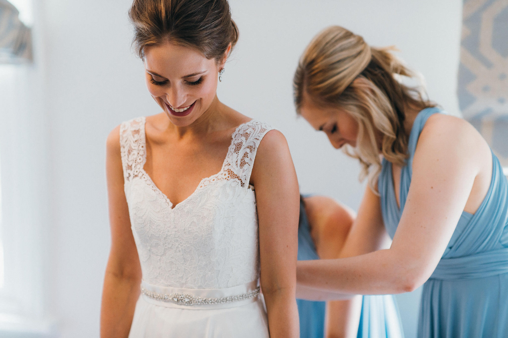 Shanna Melville wedding dress