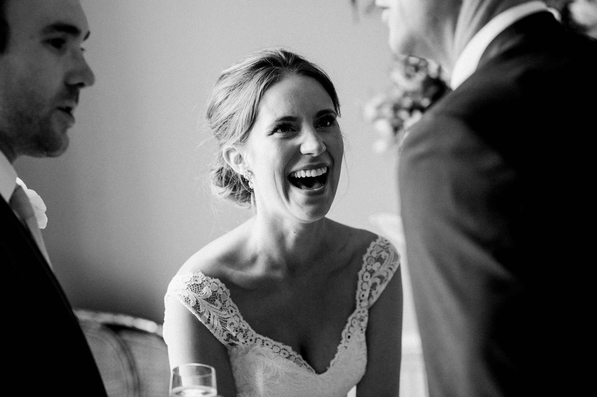Bride at Nonsuch Mansion