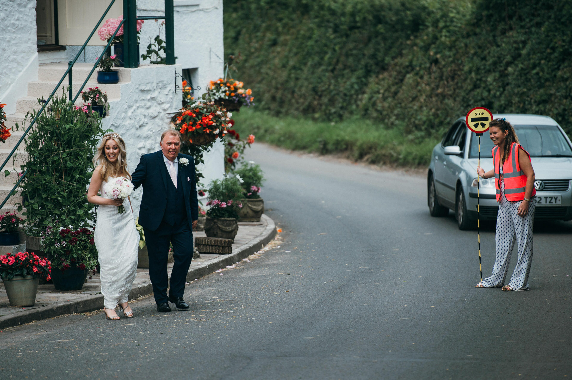 Bull Inn wedding photographer