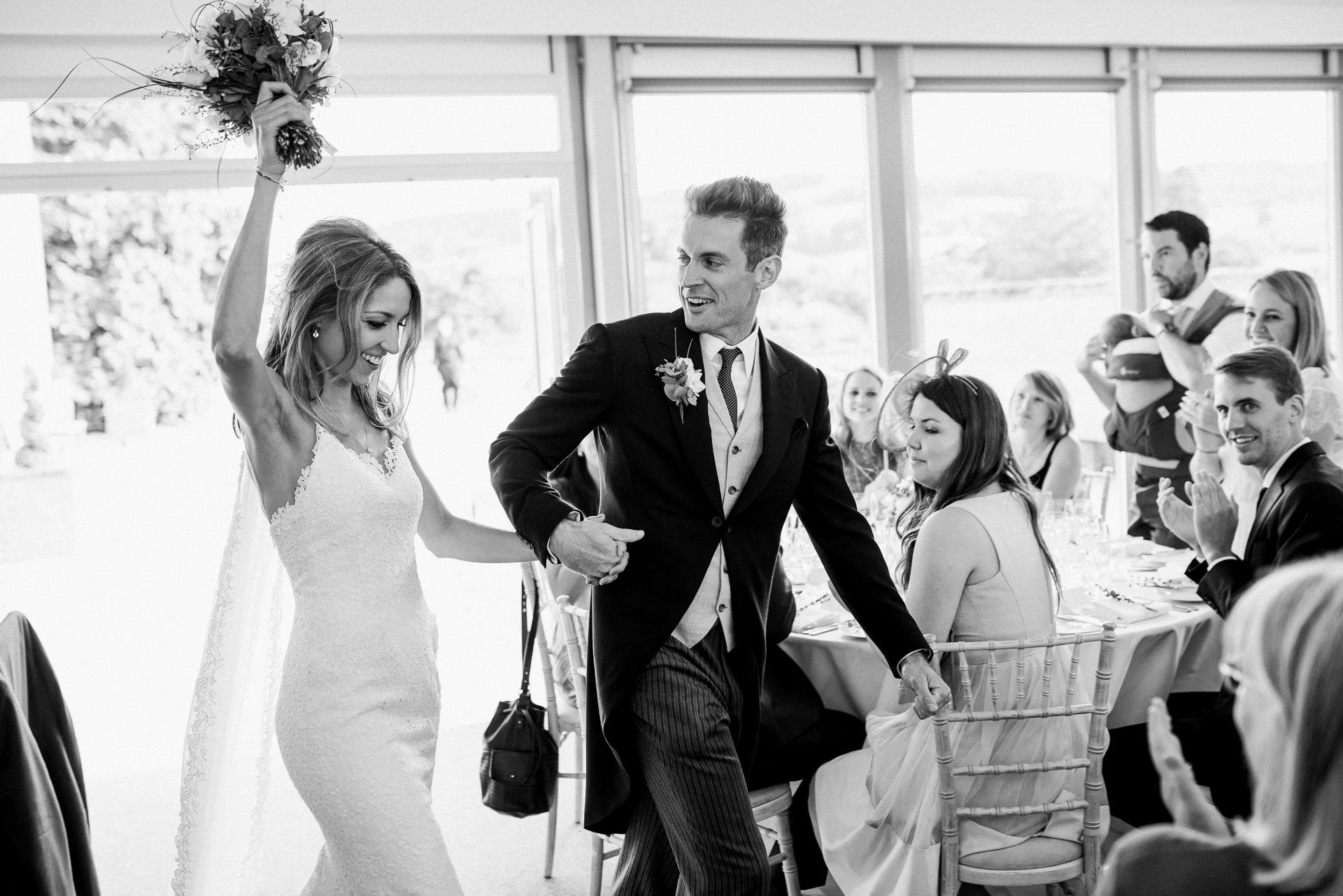 Documentary Sudeley castle wedding