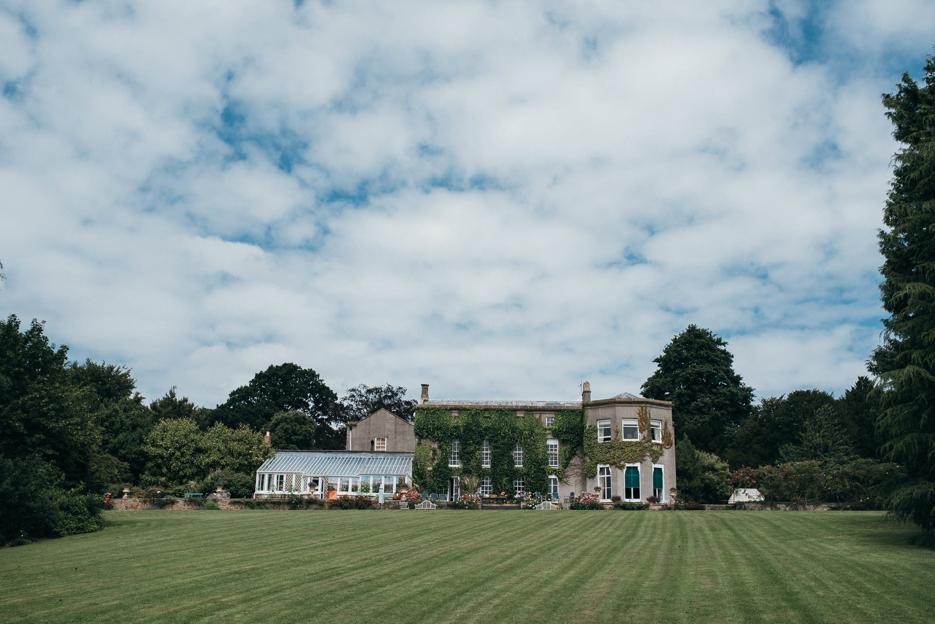 Pennard house wedding photography 1