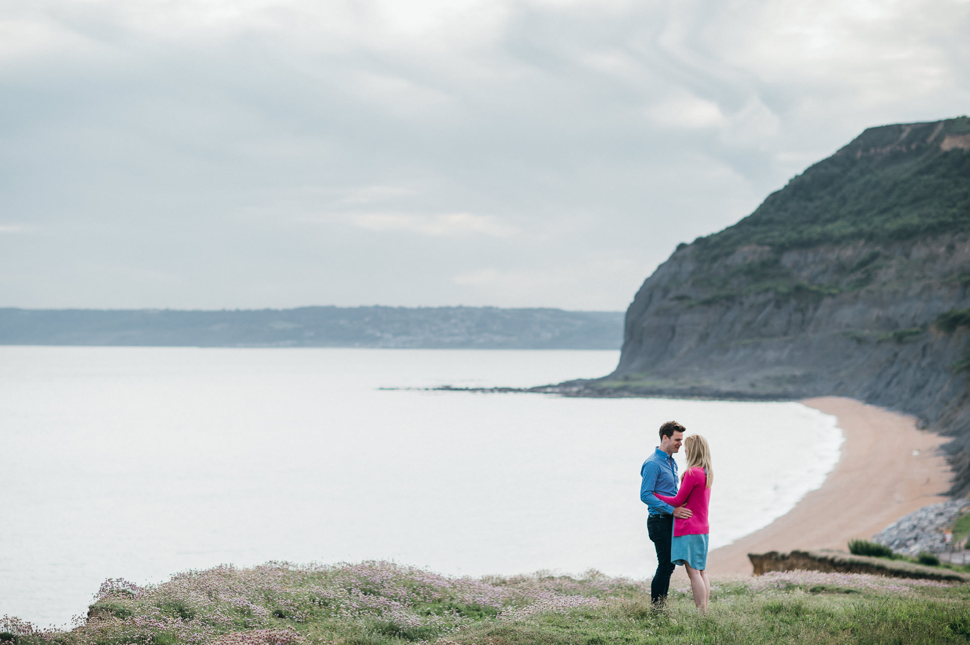 Jurassic coast portrait shoot 12