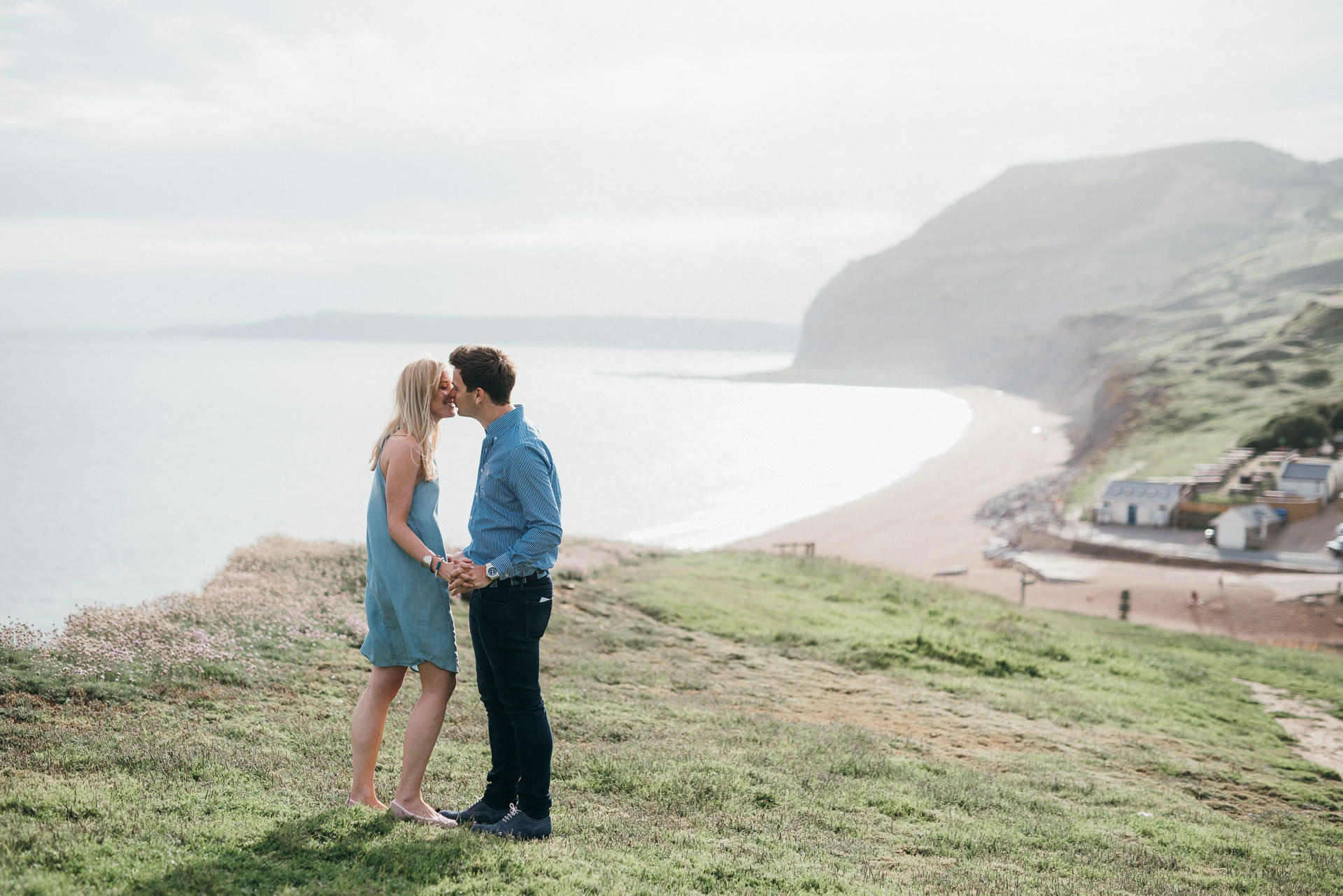 Jurassic coast portrait shoot 2
