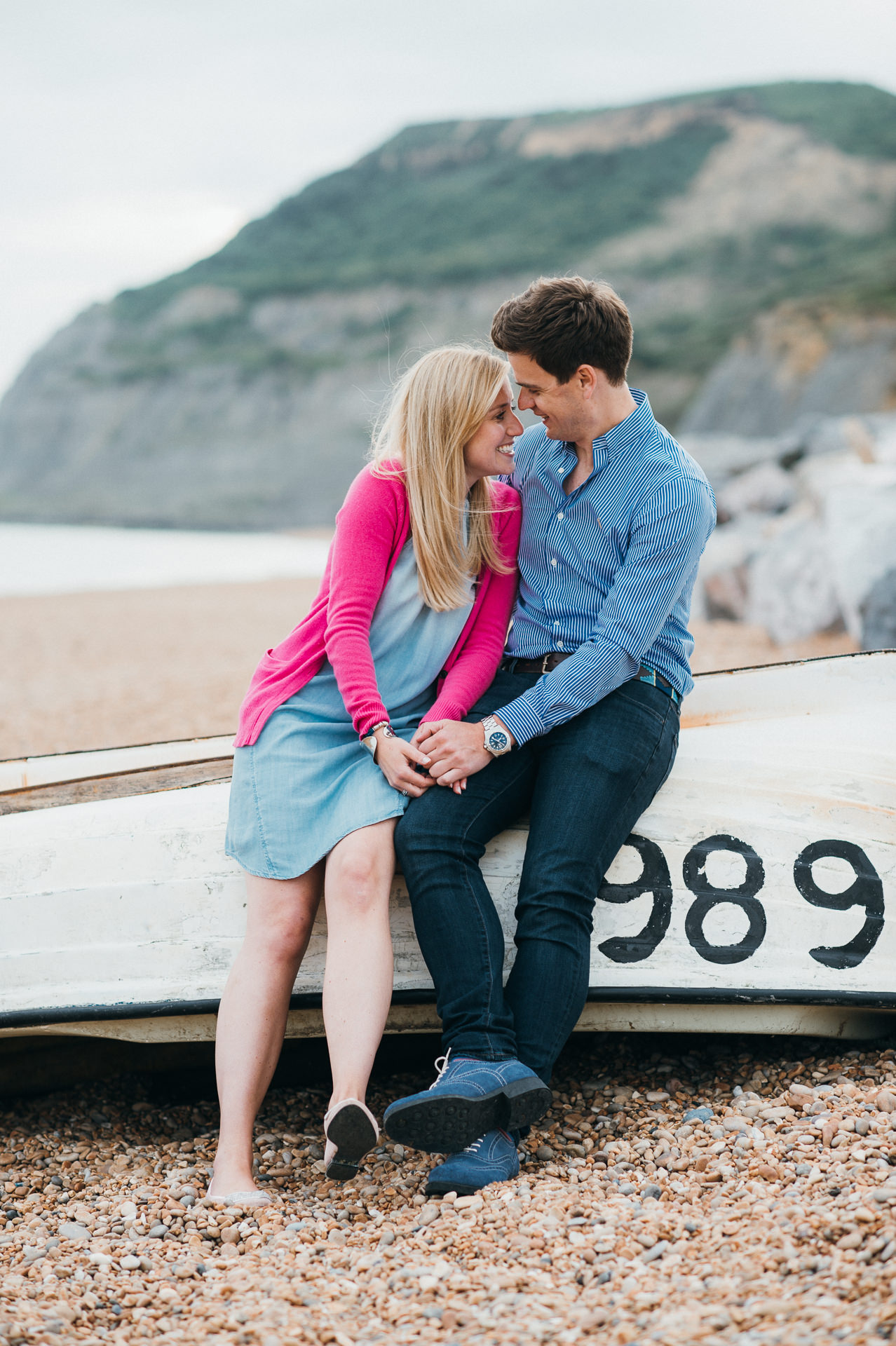 Jurassic coast portrait shoot 22