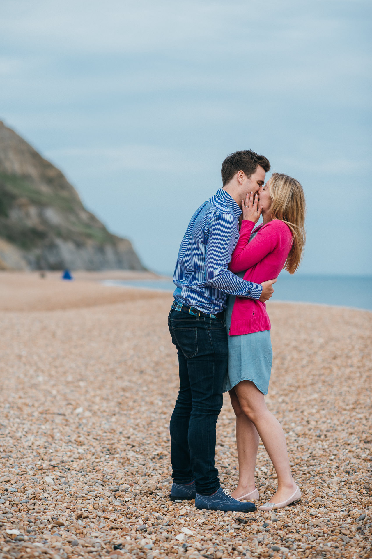 Jurassic coast portrait shoot 24