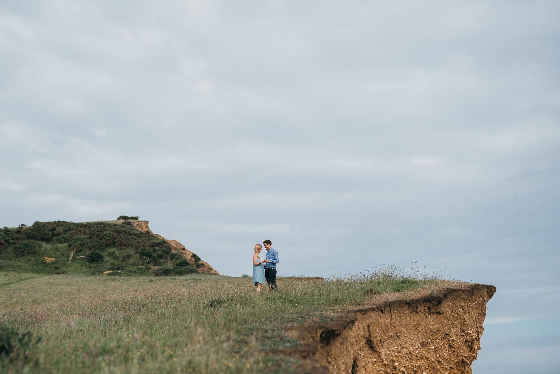 Jurassic coast portrait shoot 4