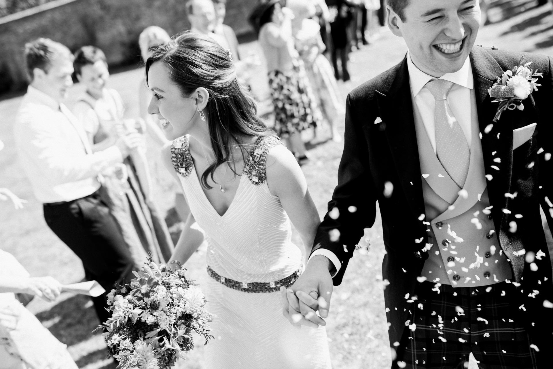 Dunster tithe barn wedding 23