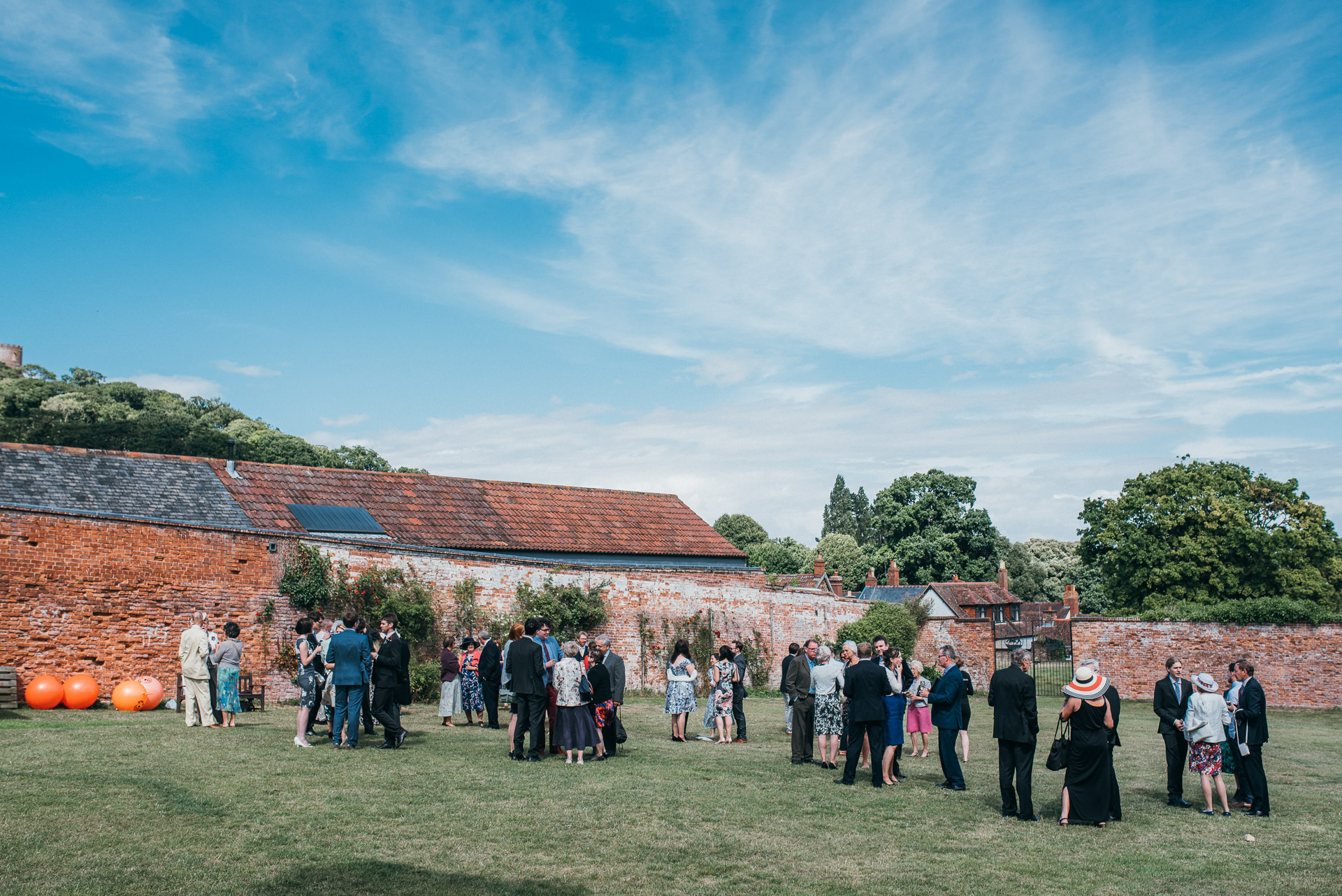 Dunster Tithe Barn wedding venue