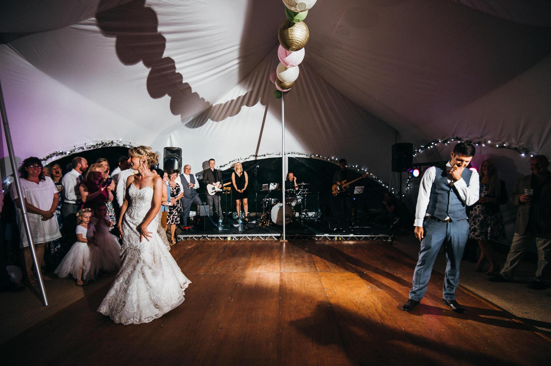 first dance RHS Wisely wedding