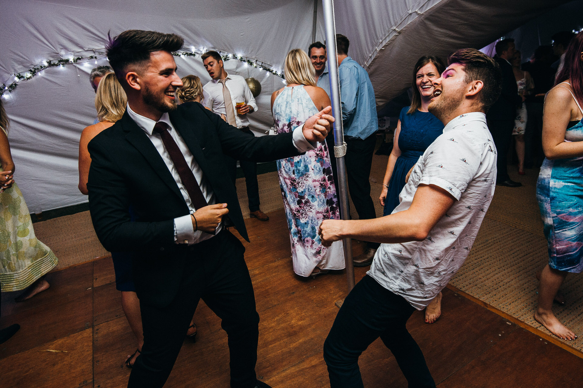 RHS Wisely wedding dancing