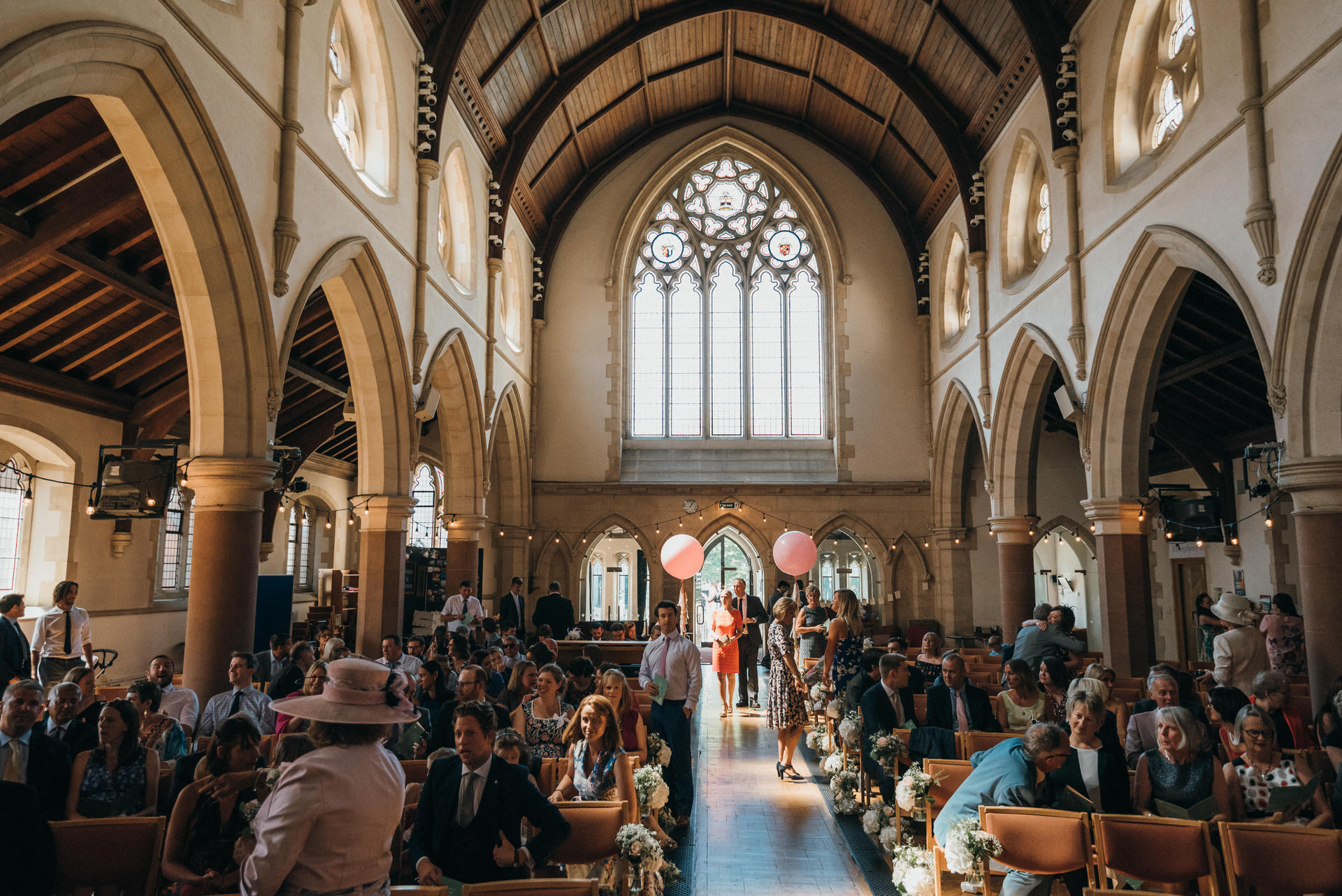 St Saviour's Church Guildford