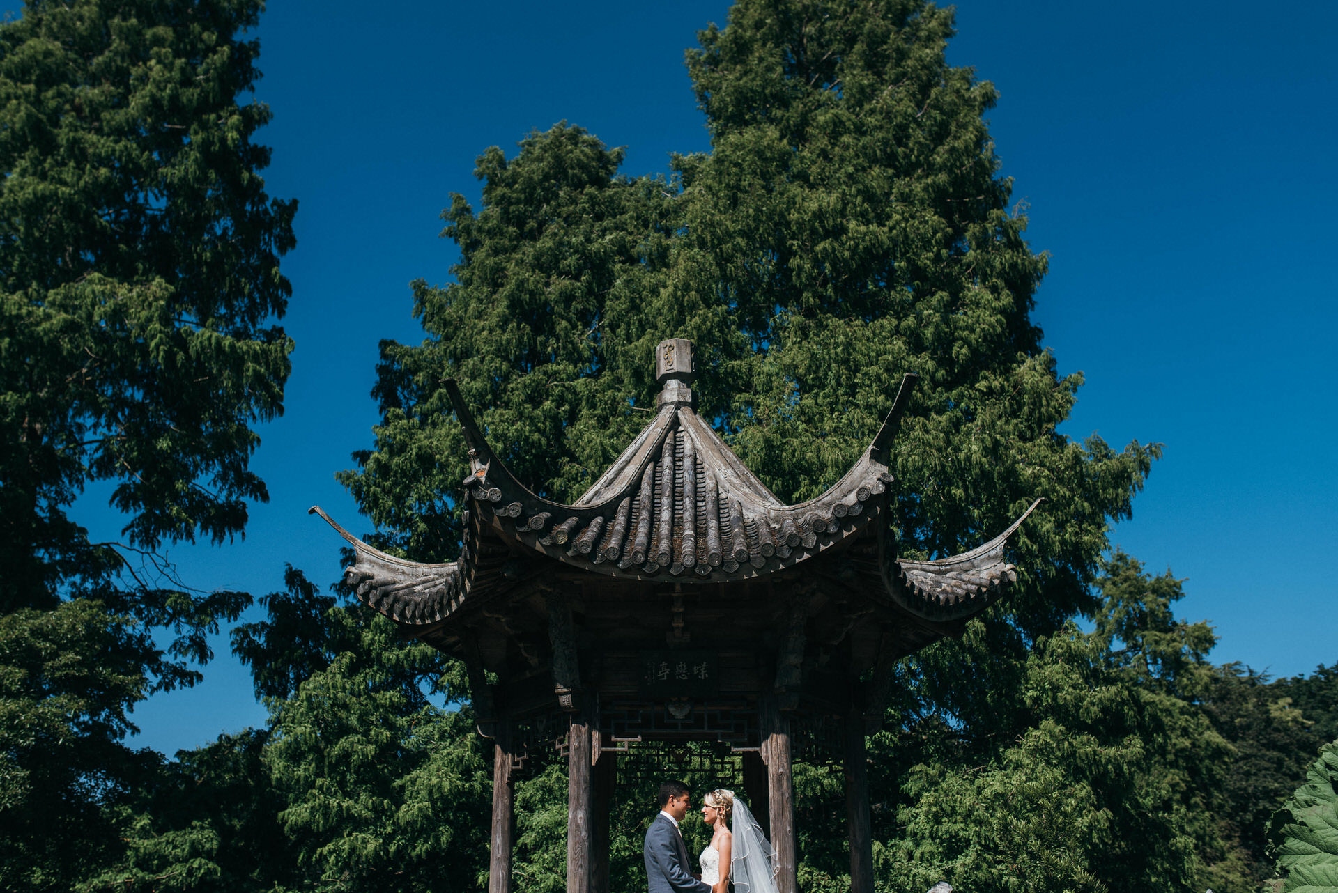 RHS Wisely wedding photography