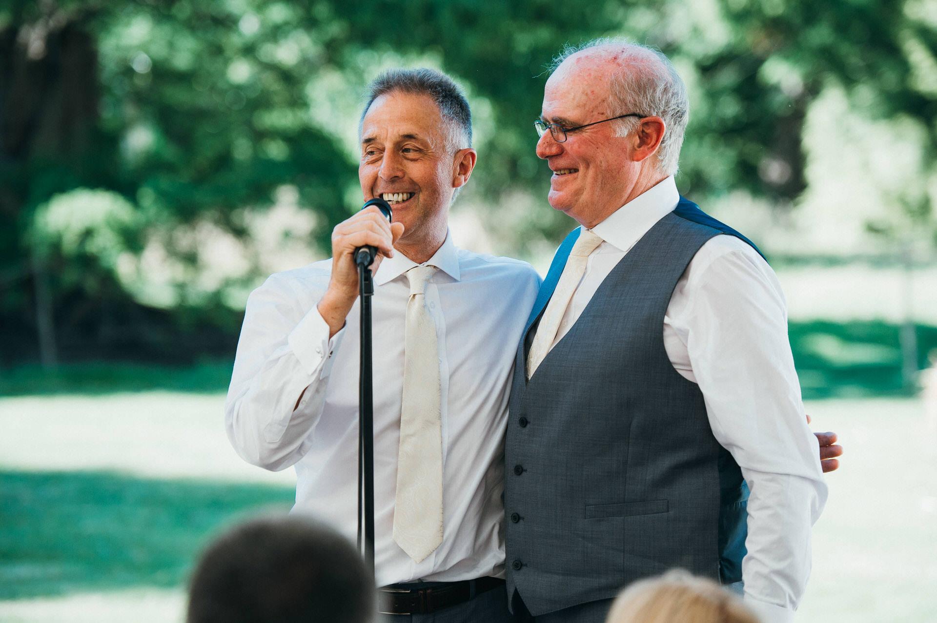 RHS Wisely wedding reception