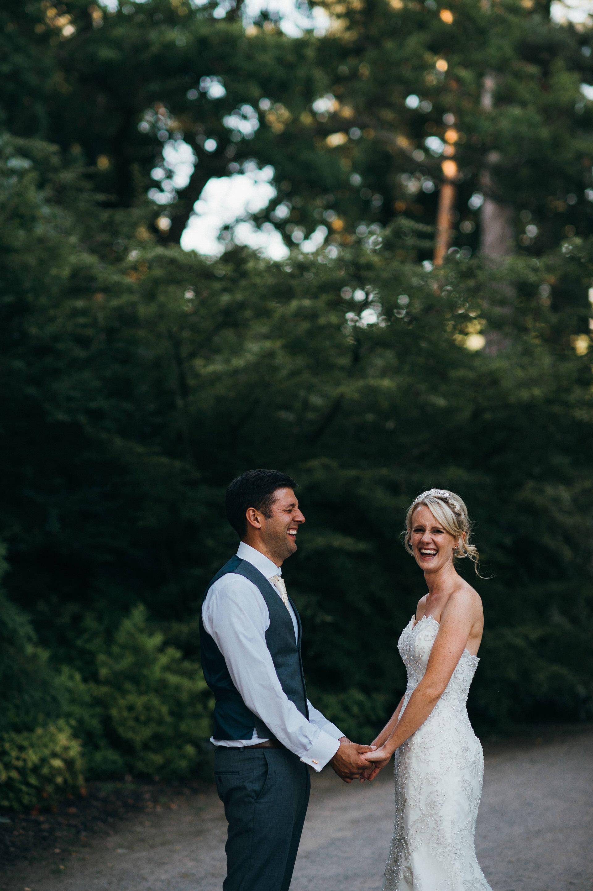 Bride and Groom wedding RSH Wisely