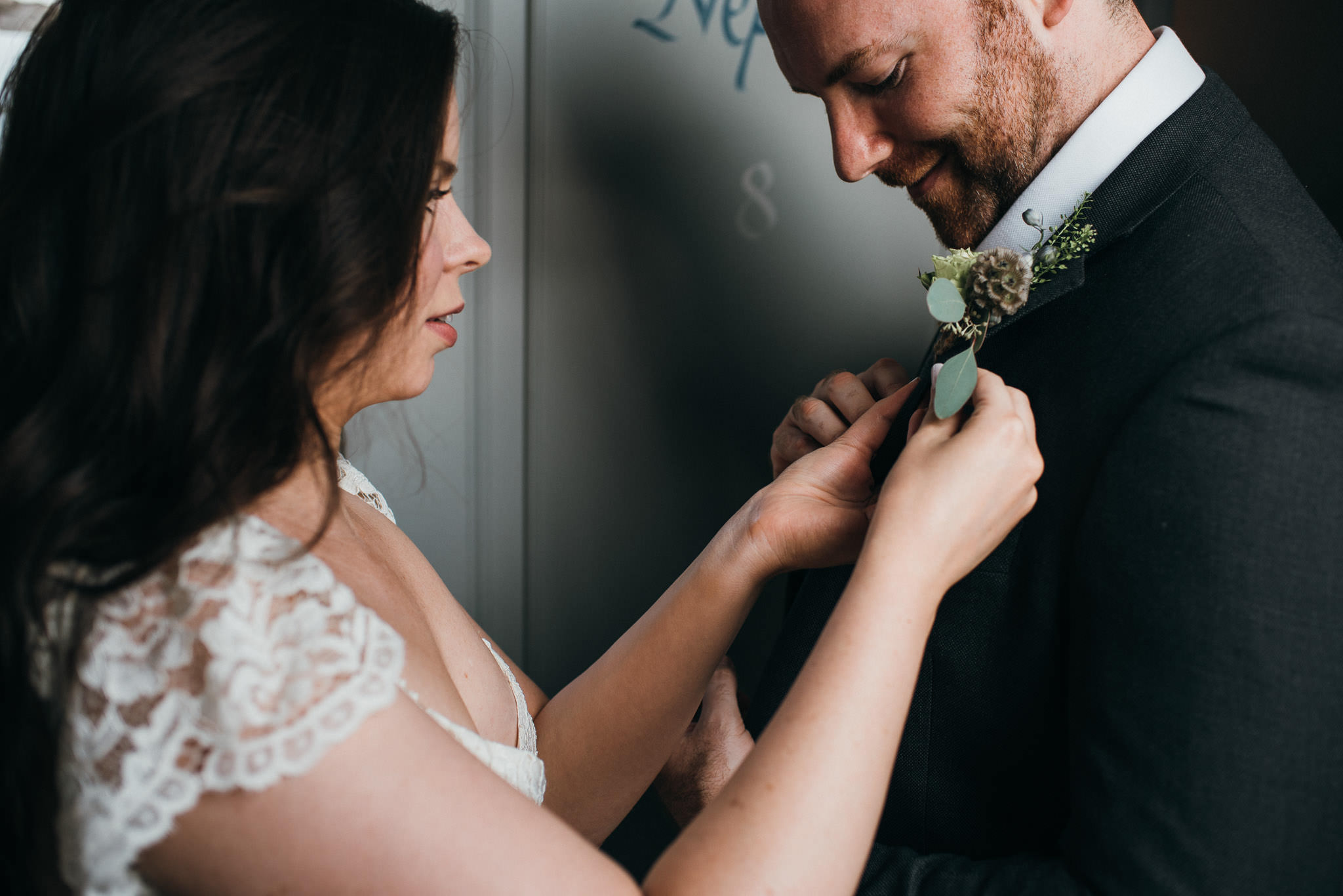 Elopement wedding Photographer  | Thyme Hotel