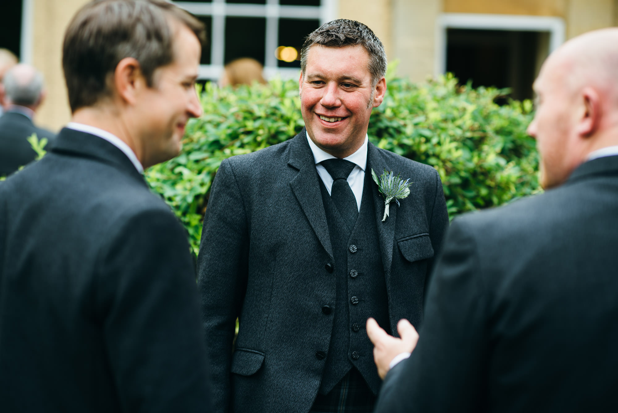 Tonedale house wedding