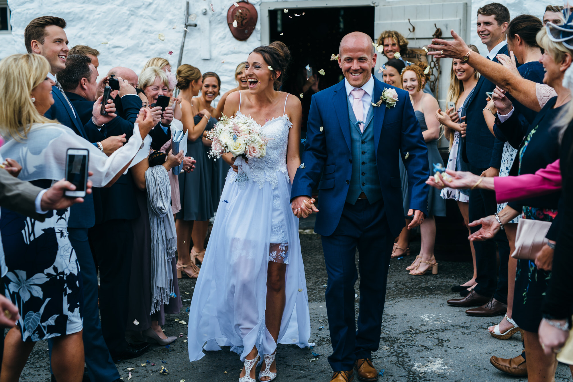 Hafod farm wedding photography029