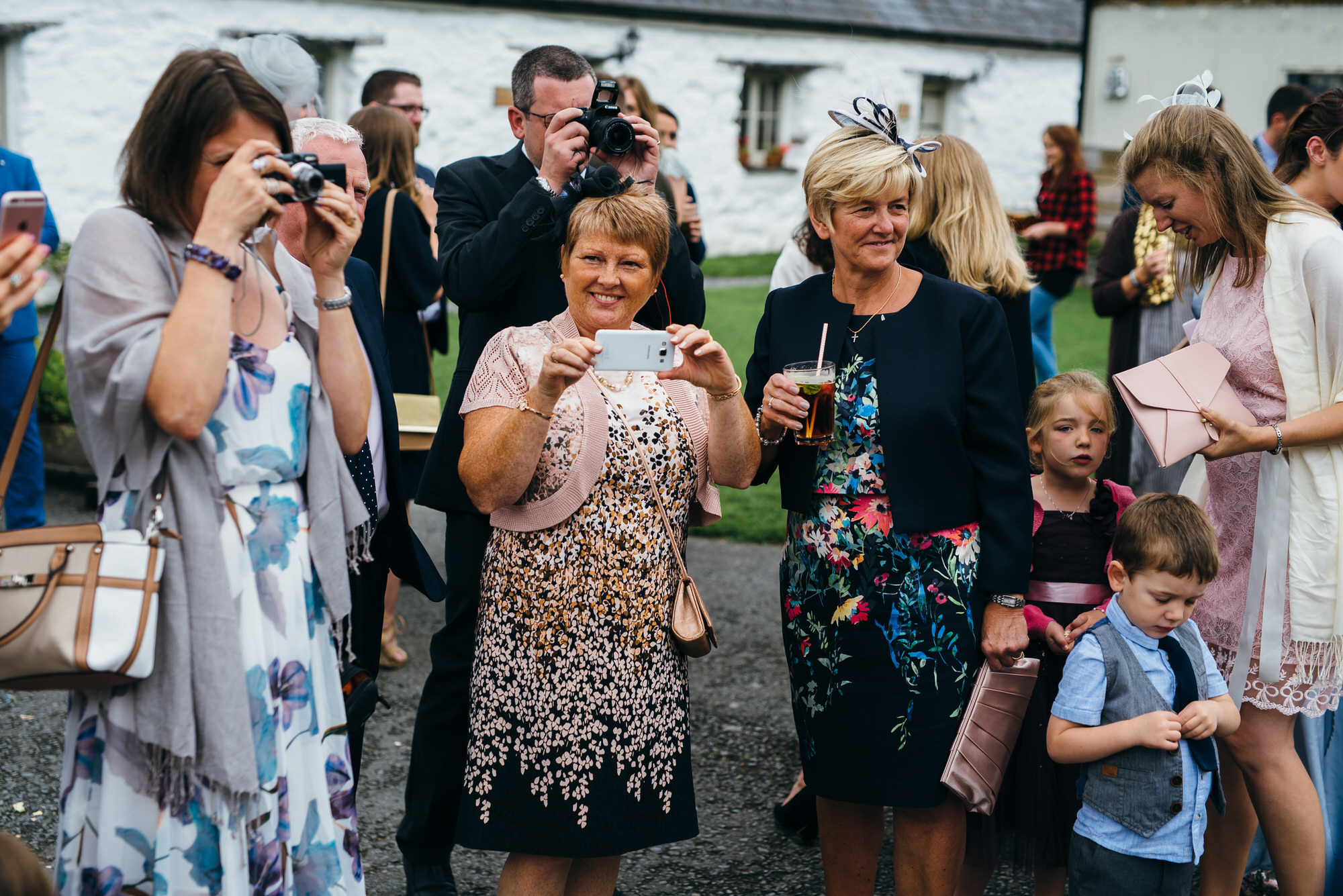 Hafod farm wedding photography031