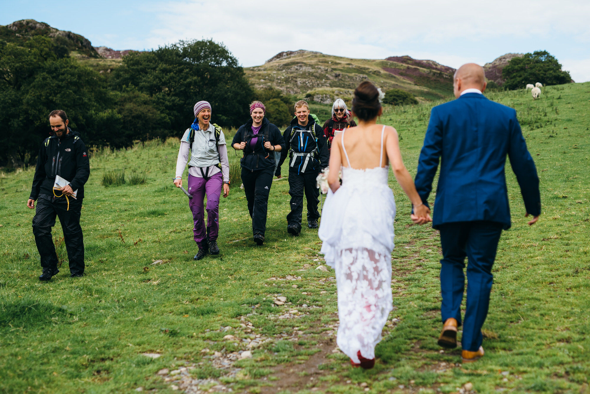 Hafod farm wedding photography037