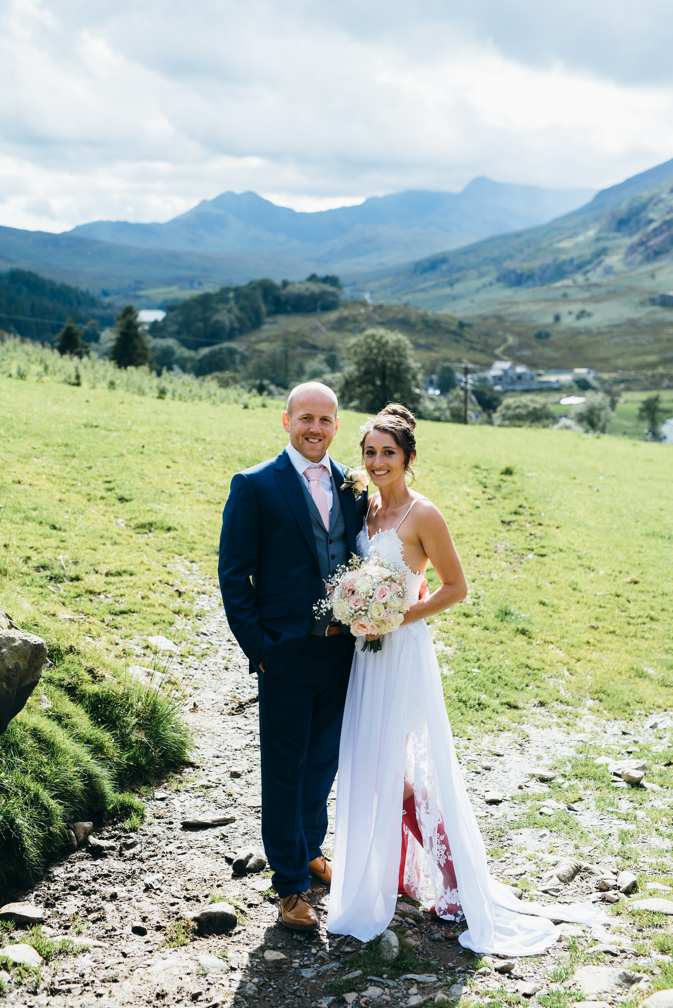 Hafod farm wedding photography038