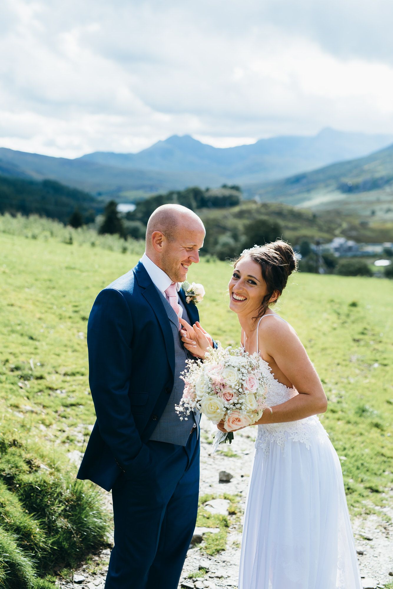 Hafod farm wedding photography039