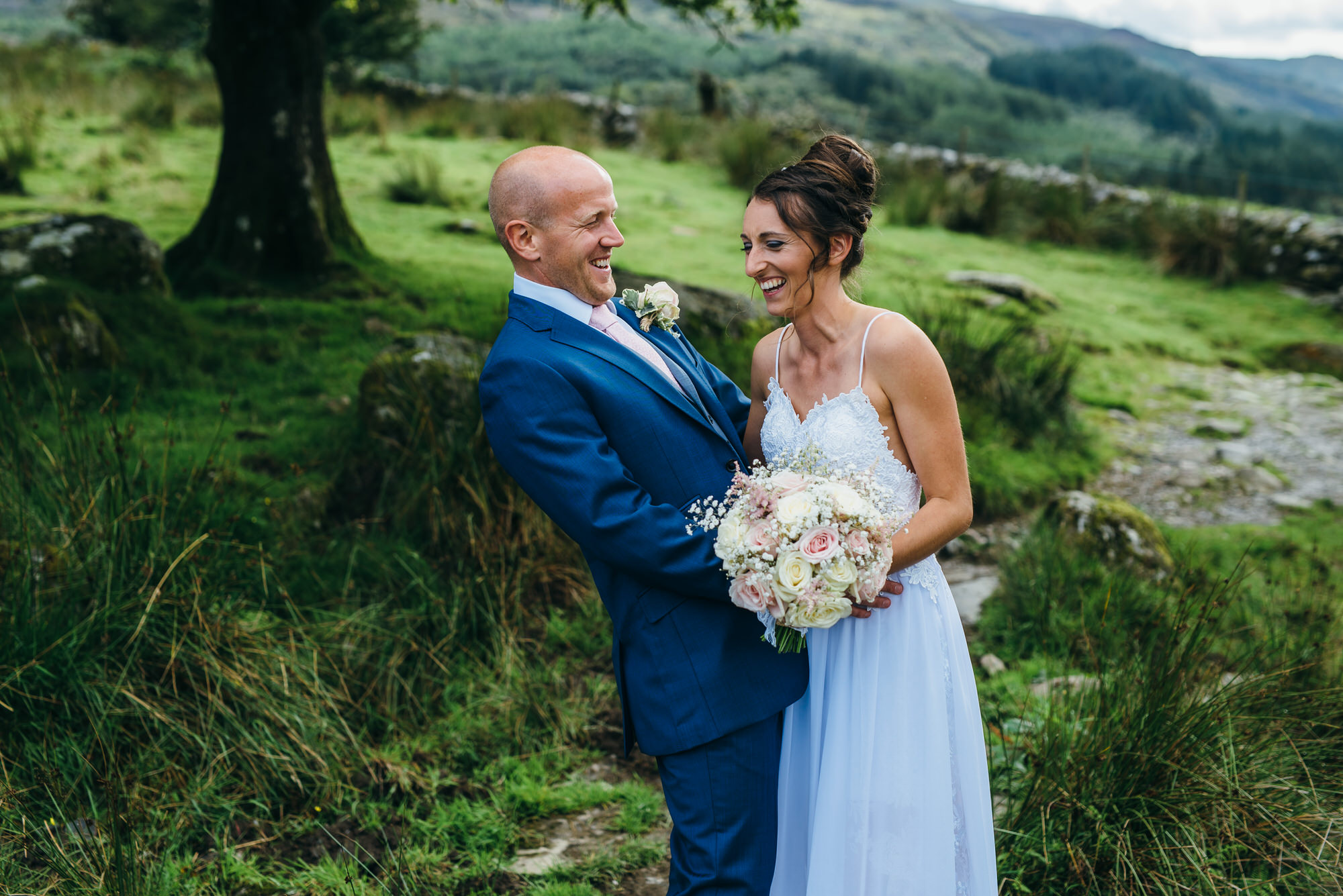Hafod farm wedding photography041