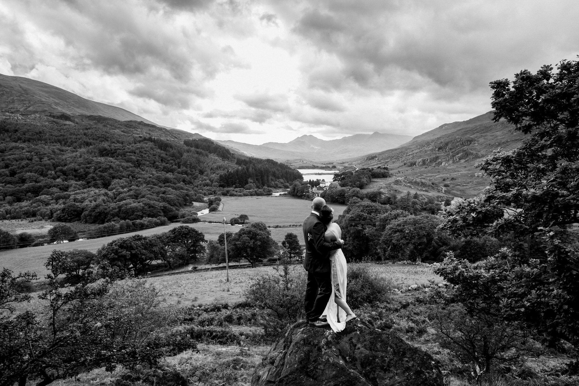 Hafod farm wedding photography046