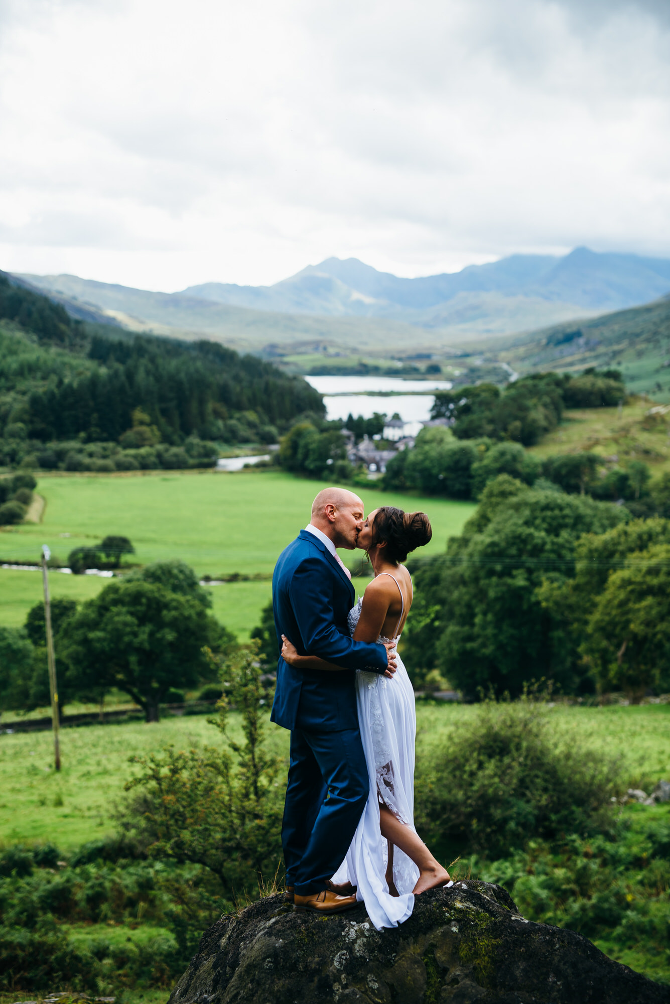 Hafod farm wedding photography047