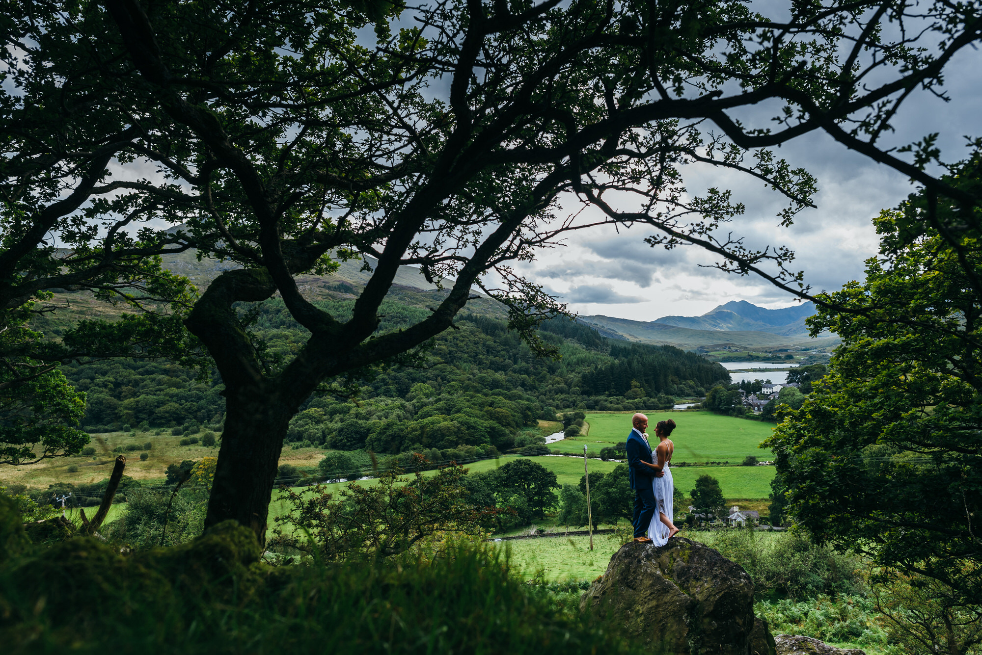 Hafod farm wedding photography048