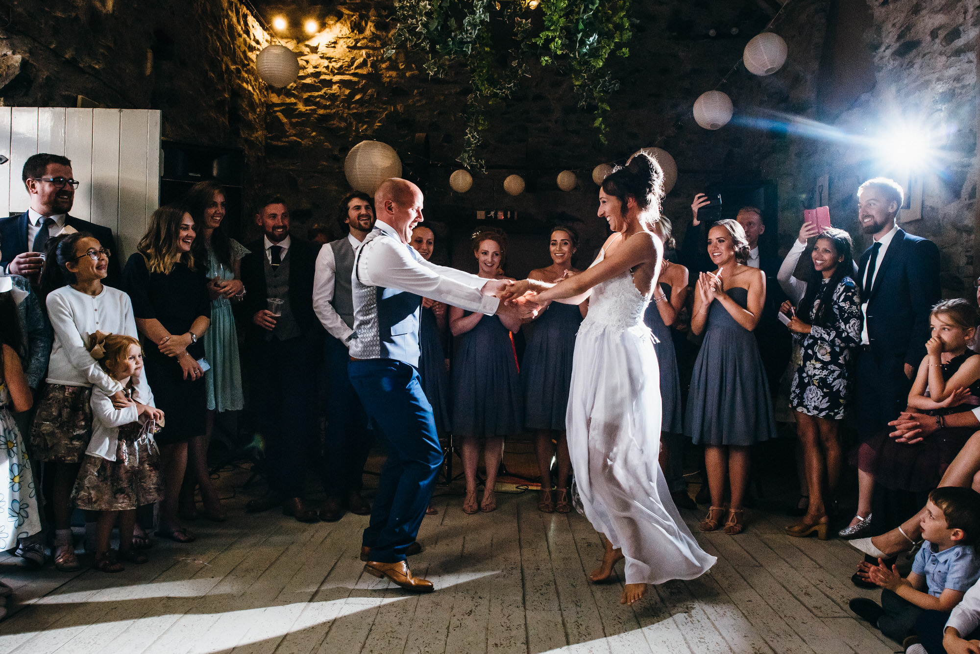 Hafod farm wedding photography072