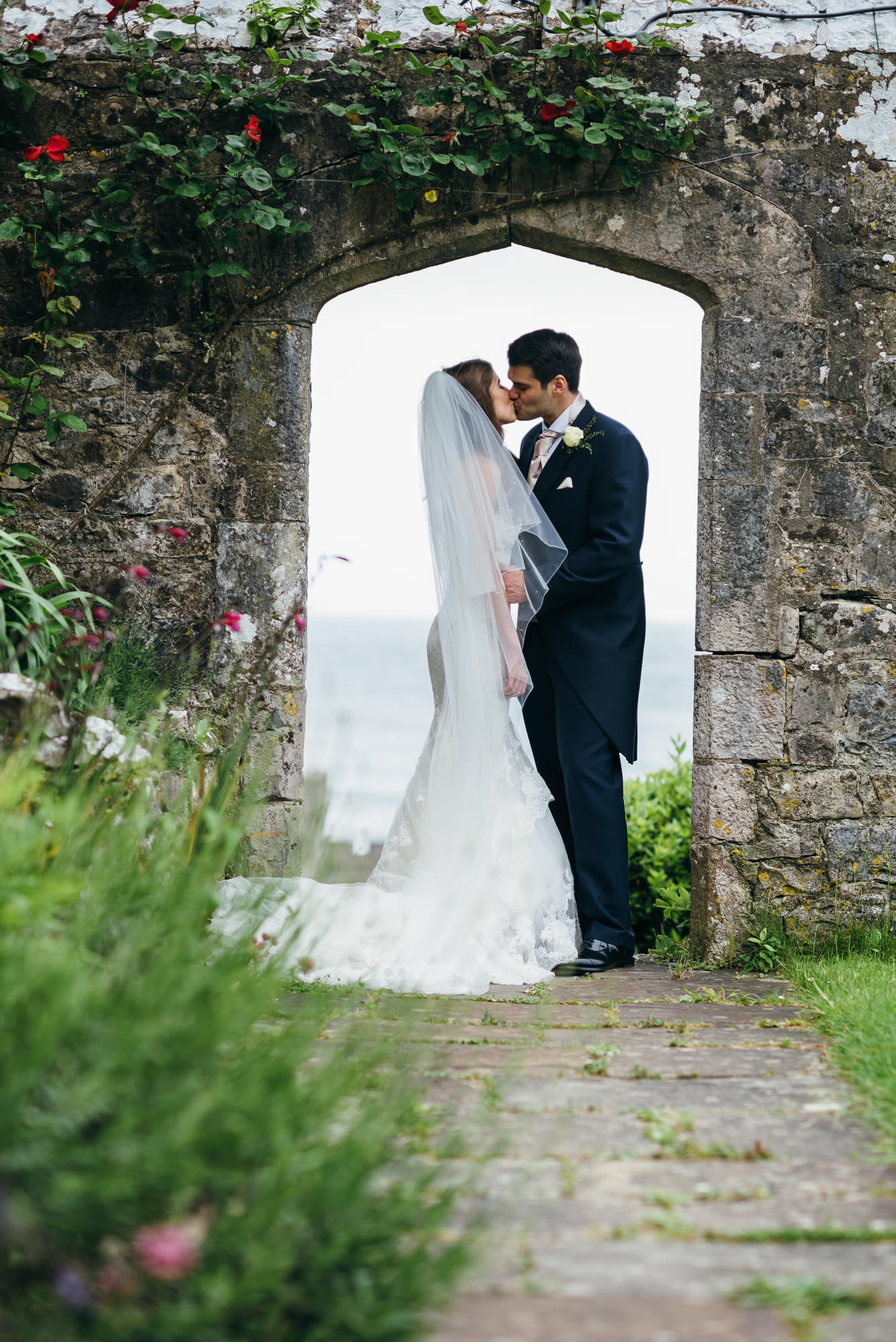 St donats castle wedding photography036