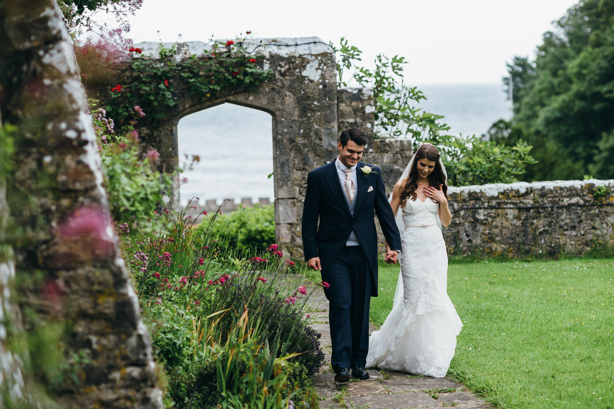 St donats castle wedding photography037