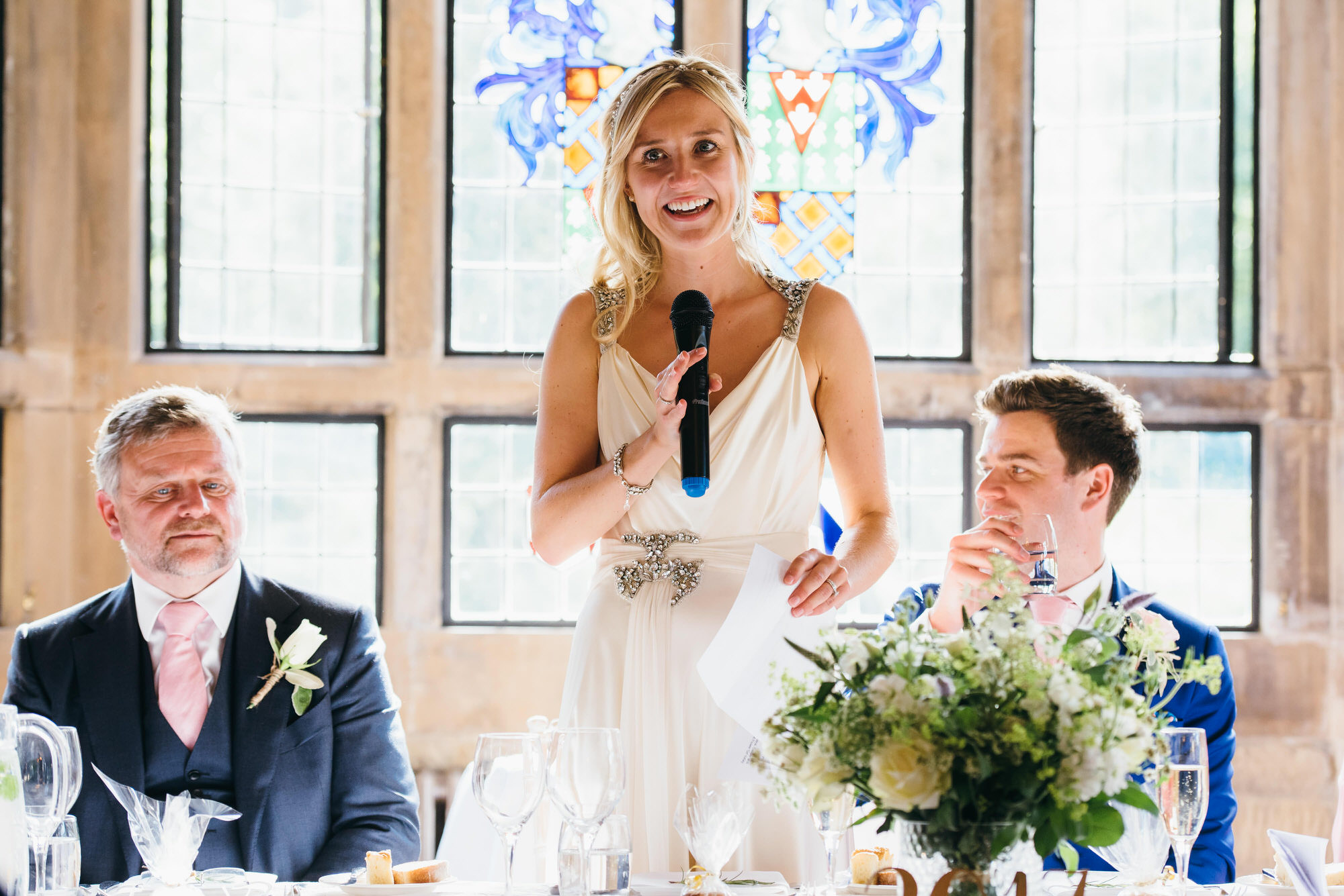 Manor house castle combe wedding speeches