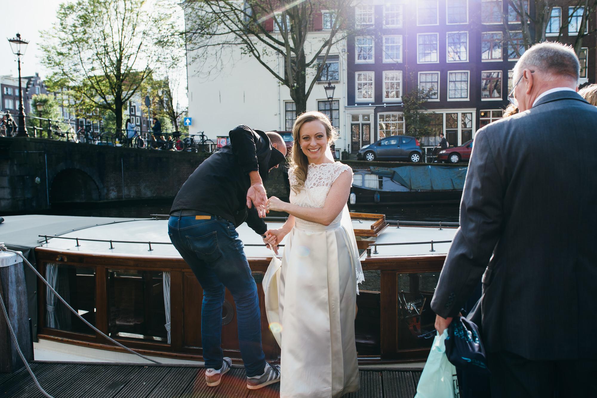 Amsterdam destination wedding photographer 037