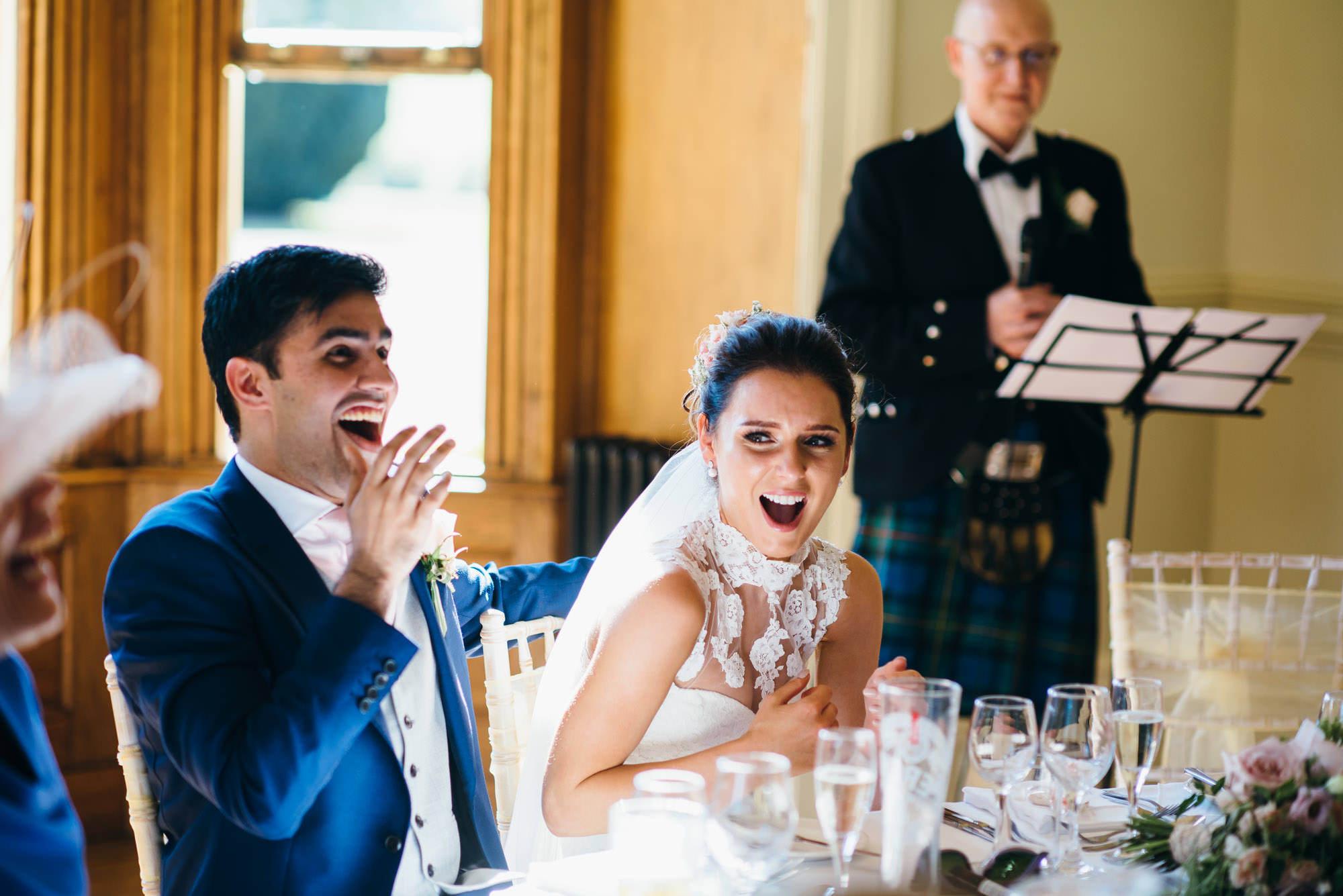 St audries park wedding speech