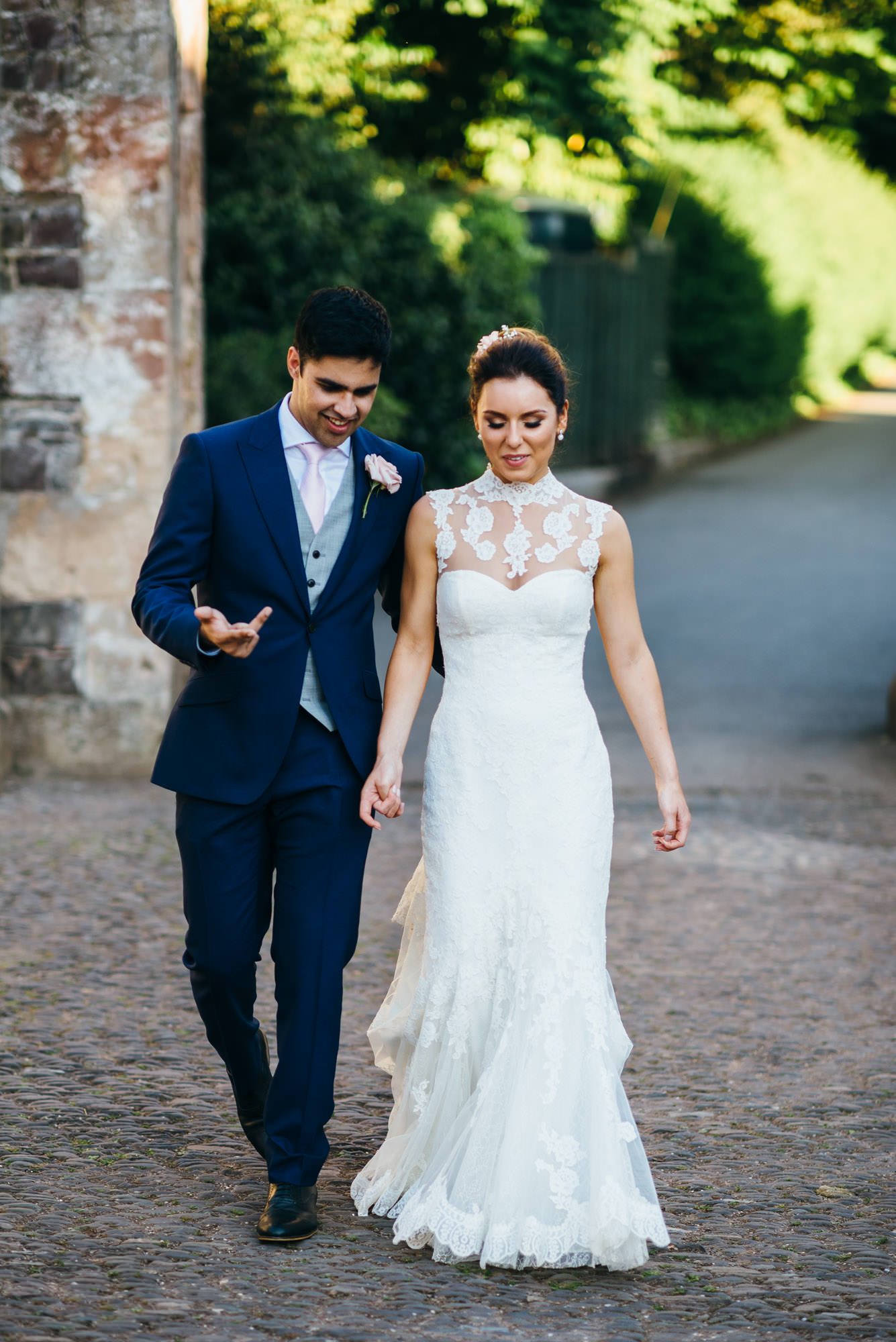 Natural St Audries Park wedding photographer