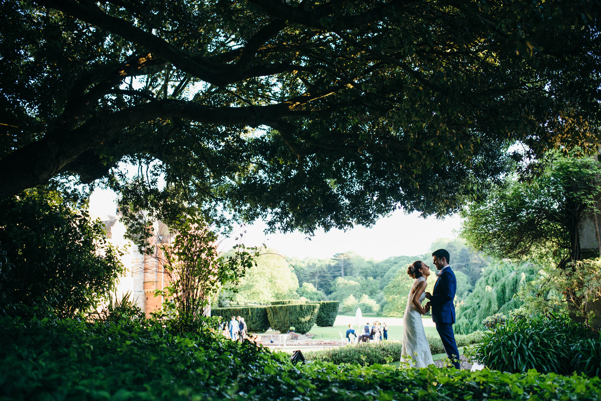 Beautiful St Audries Park wedding