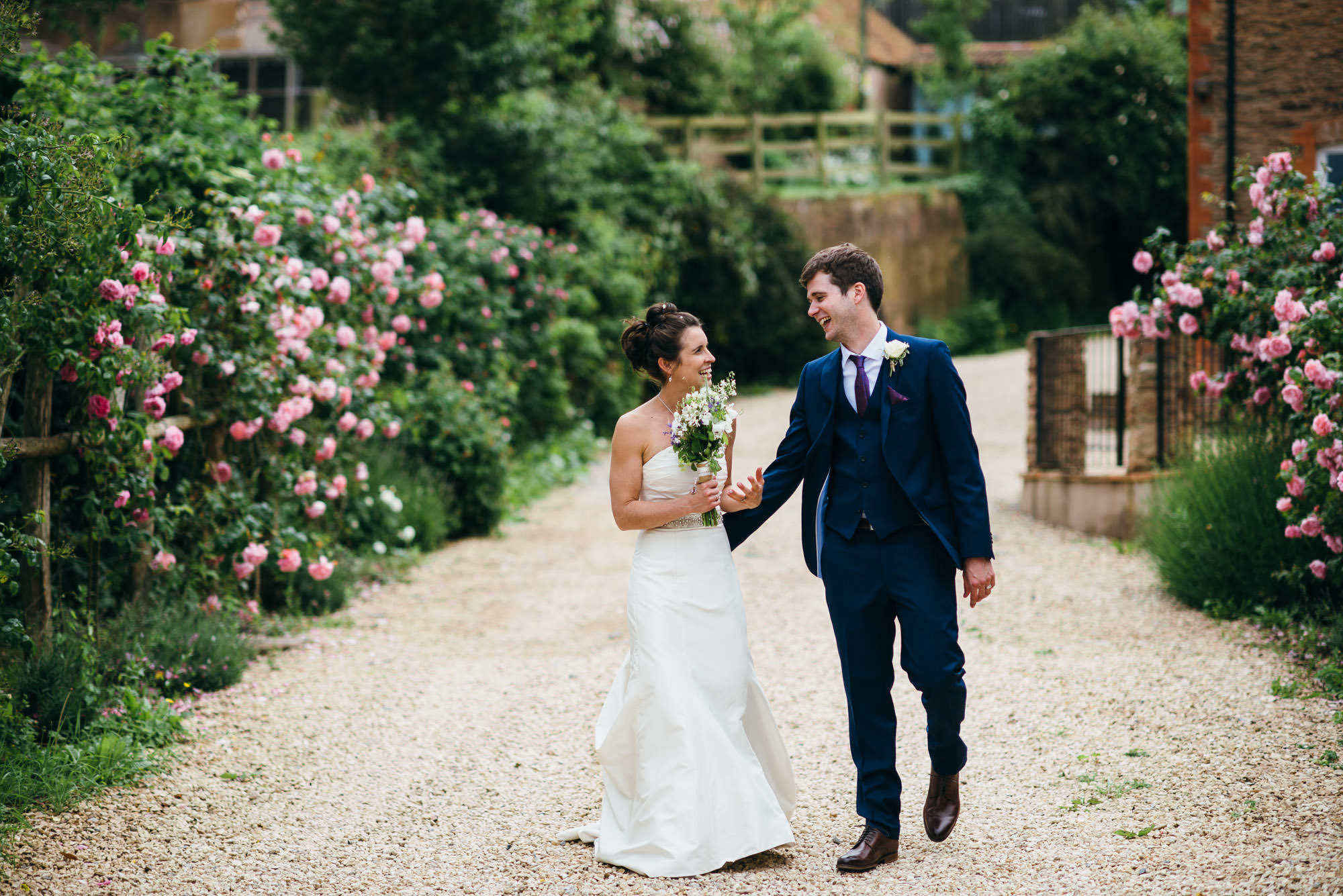 Huntstile organic farm wedding photographer