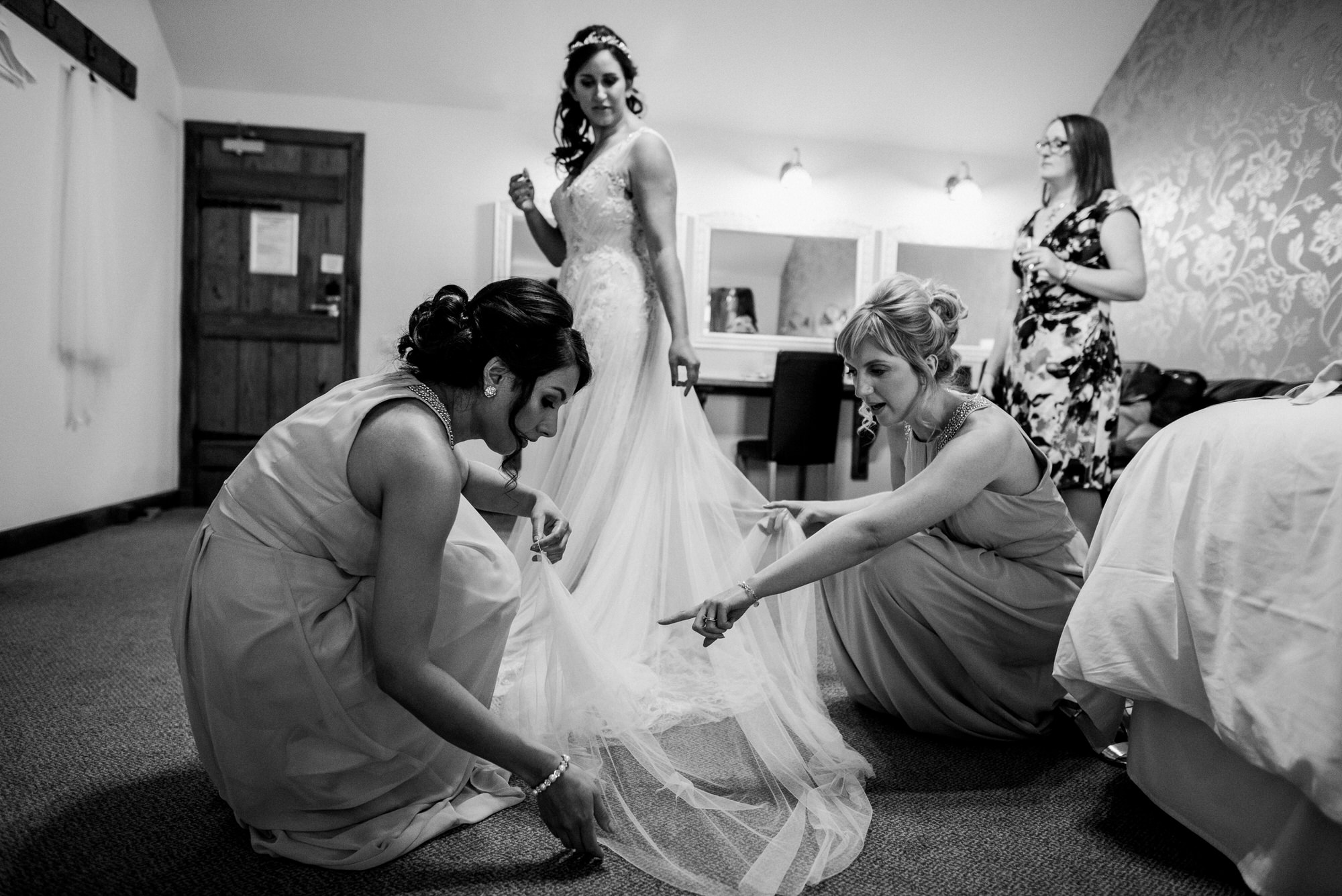 Heaton house wedding photography 027