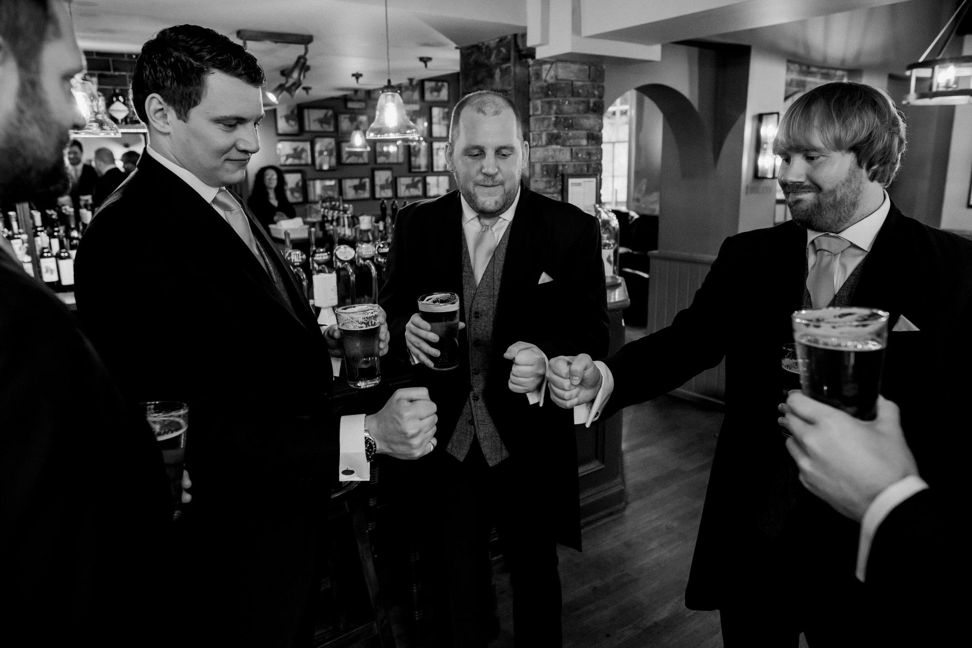 Morden hall wedding photography 011