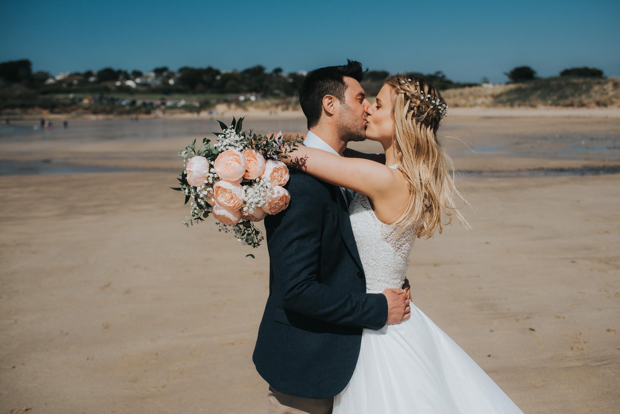 Roscarrock farm wedding photography 20-2