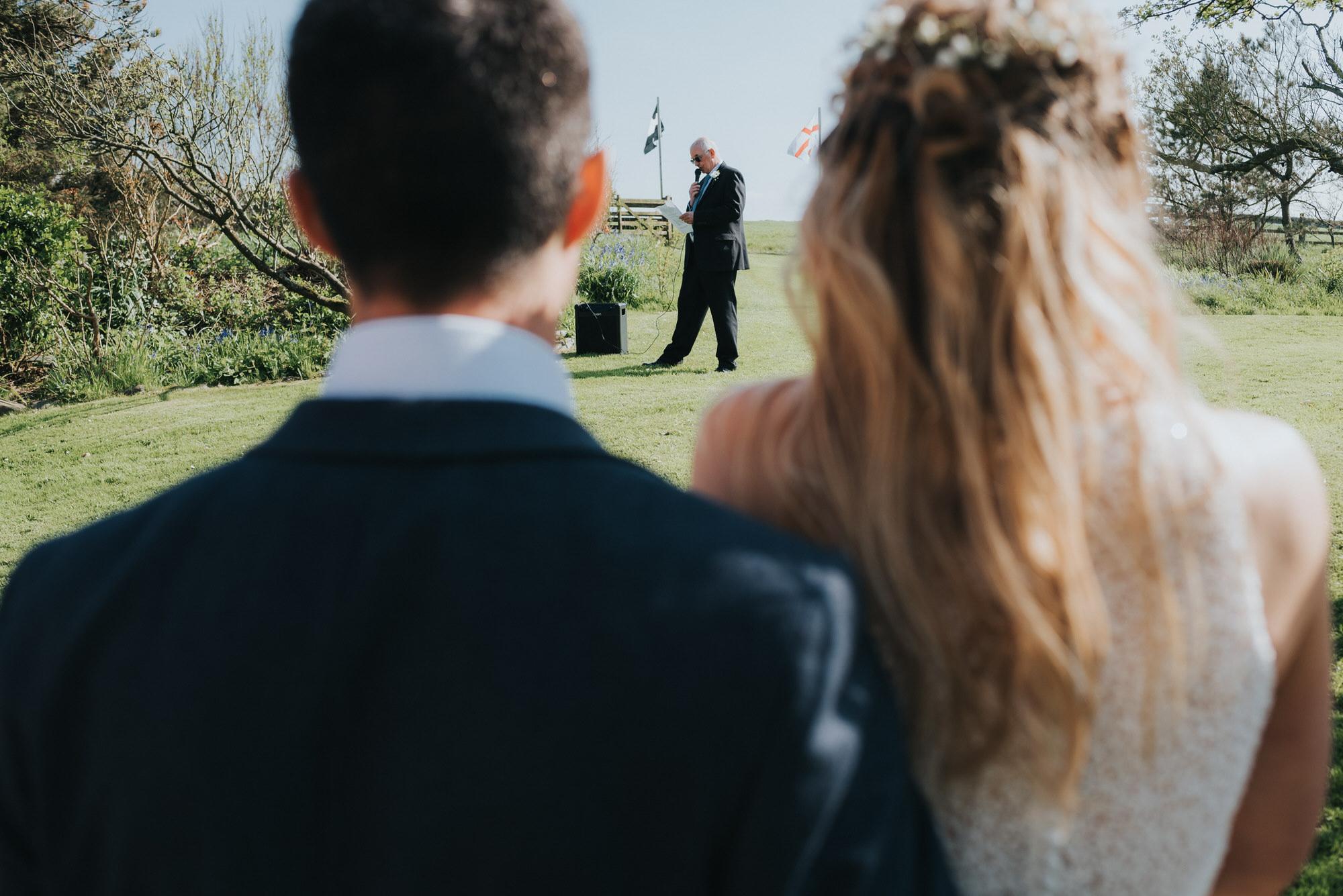 Roscarrock farm wedding photography 27-2