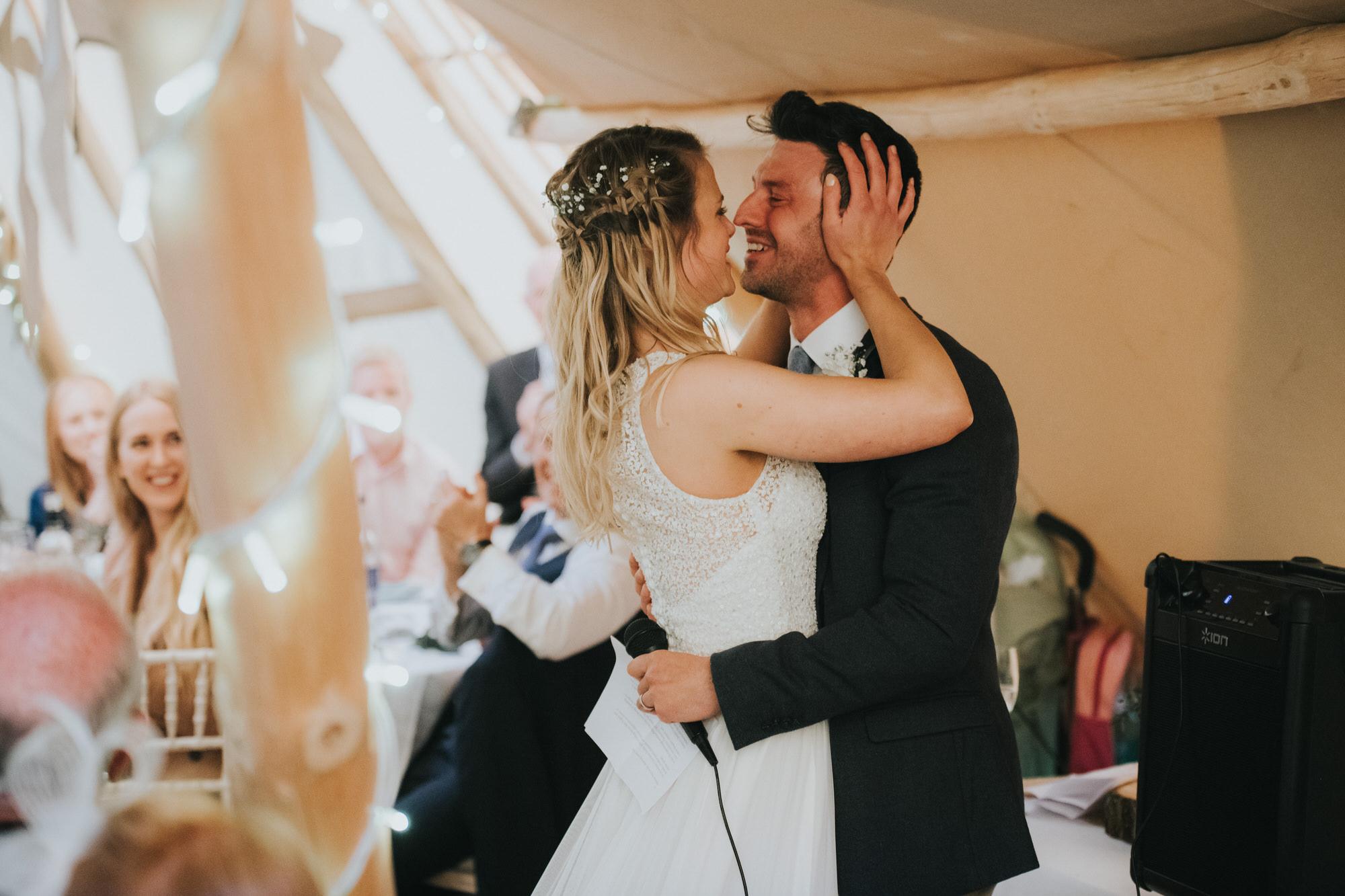 Roscarrock farm wedding photography 30-2