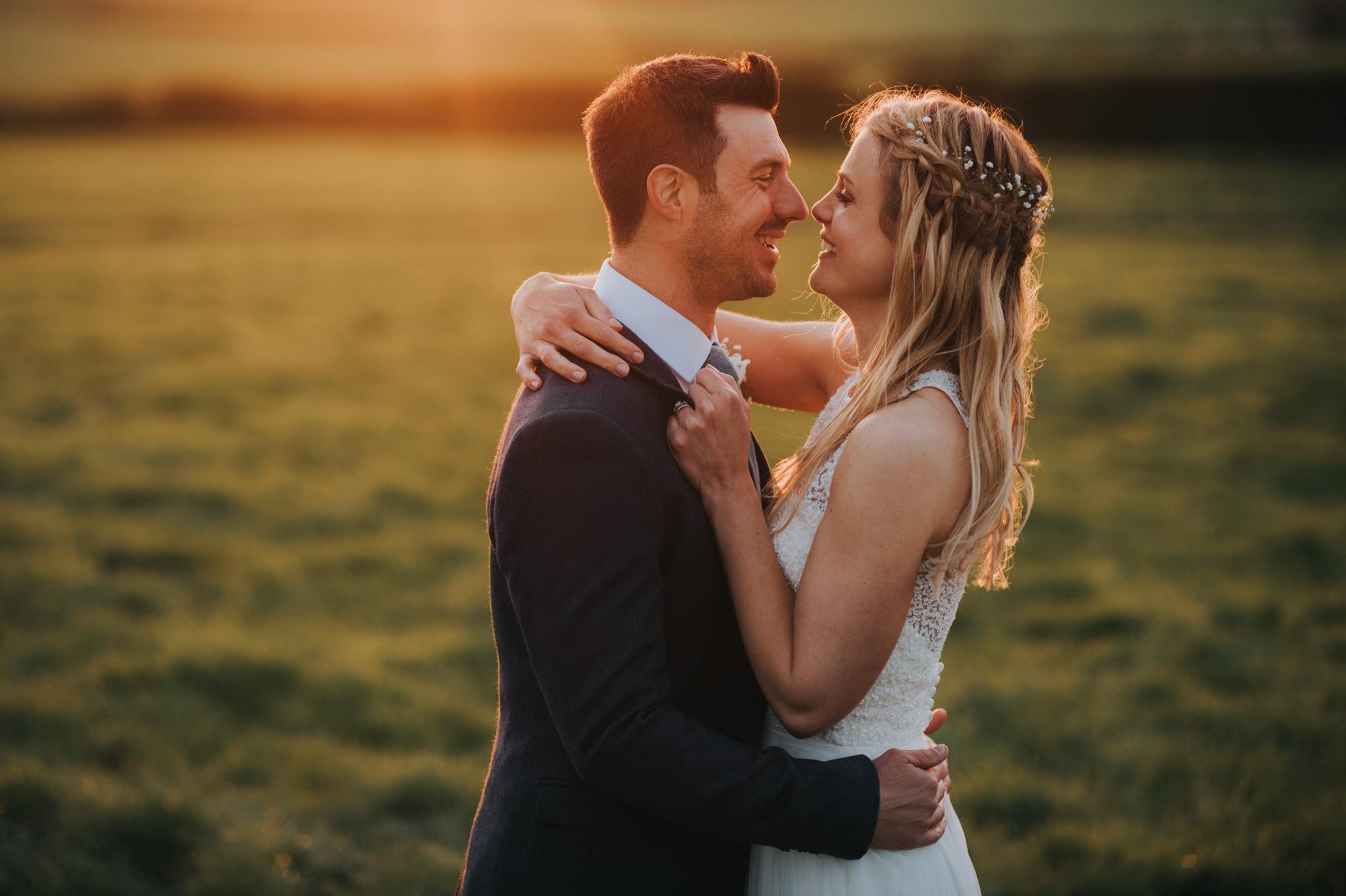 Roscarrock farm wedding photography 33-2