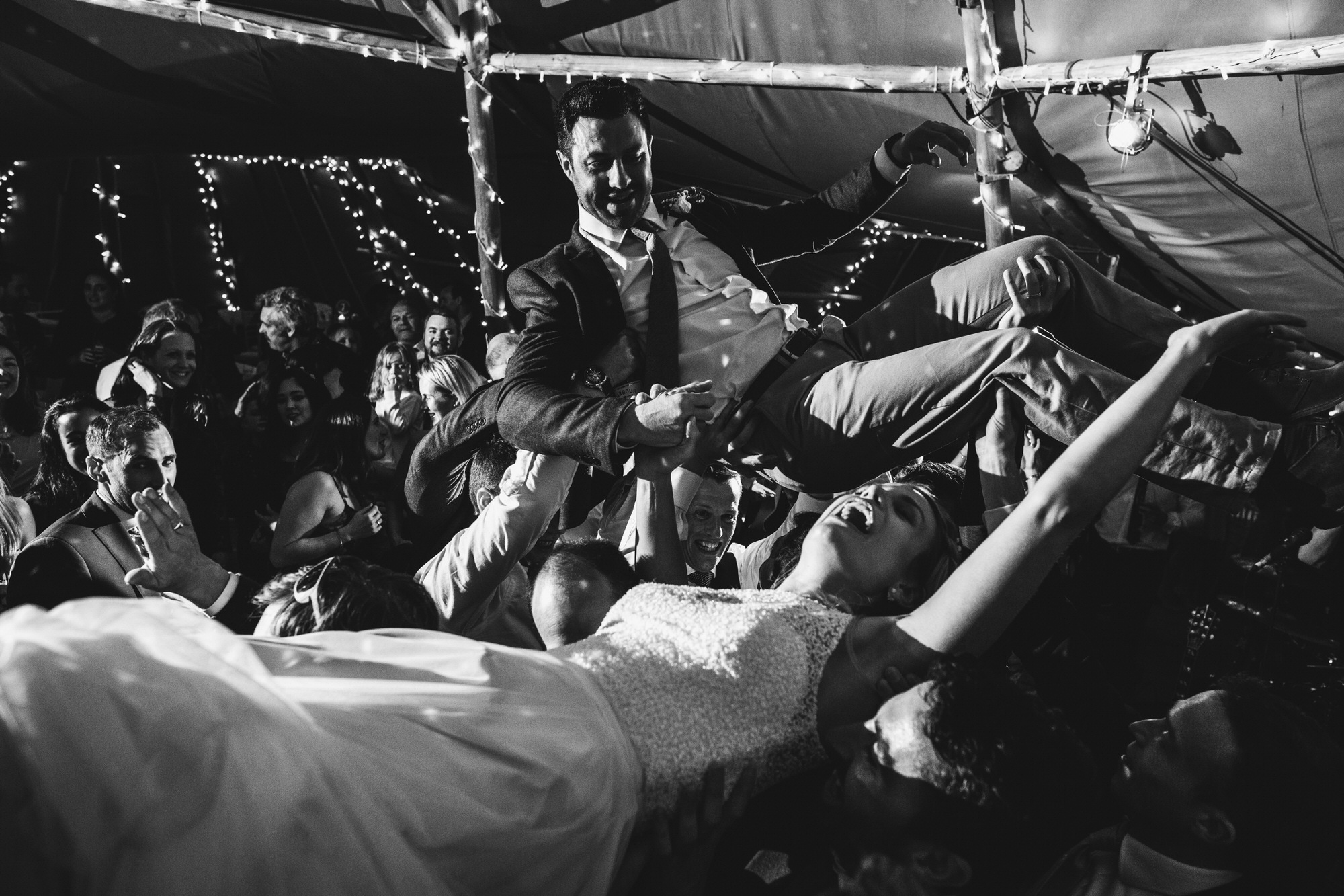 Roscarrock farm wedding photography 37-2