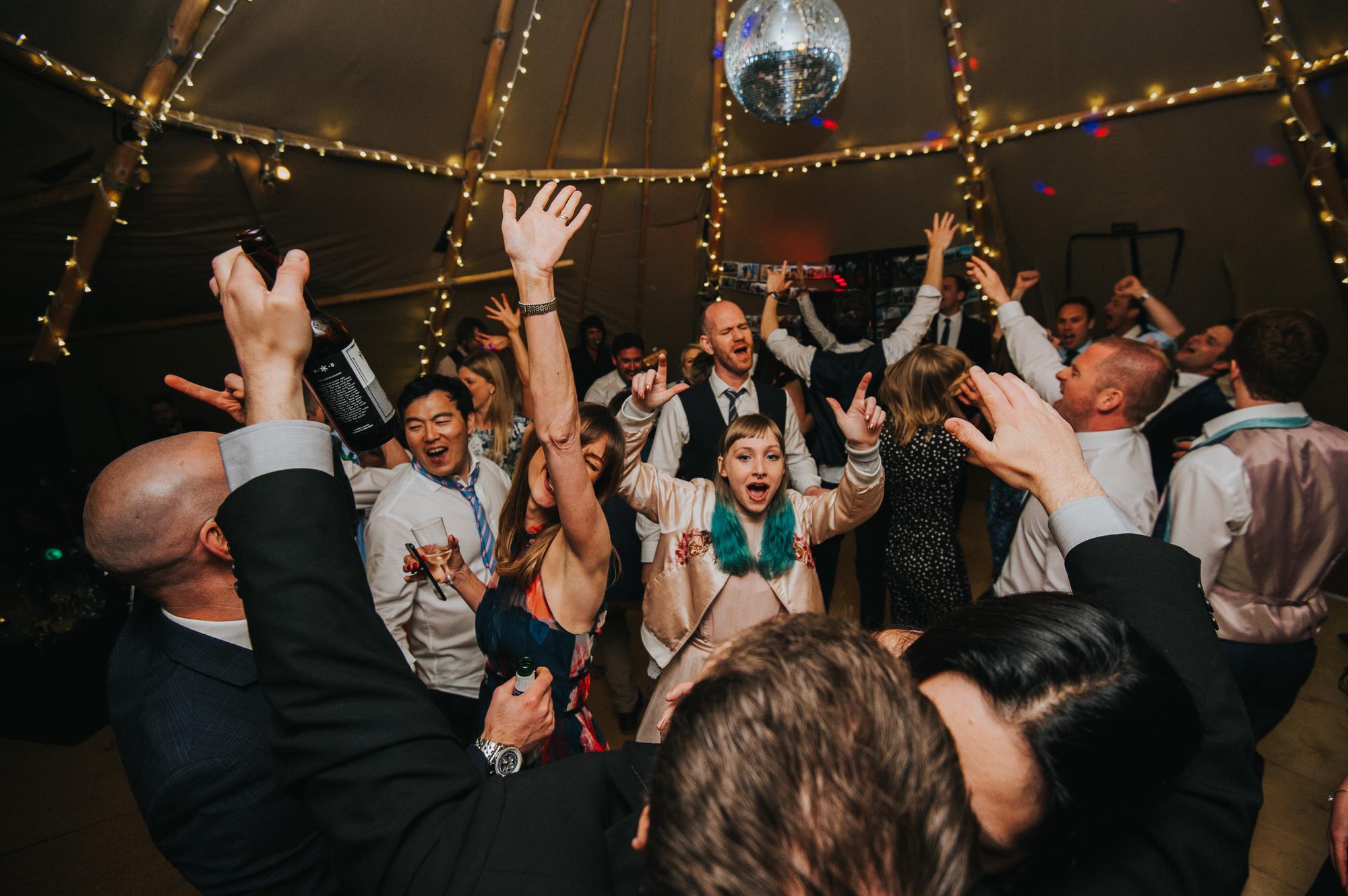 Roscarrock farm wedding photography 39-2