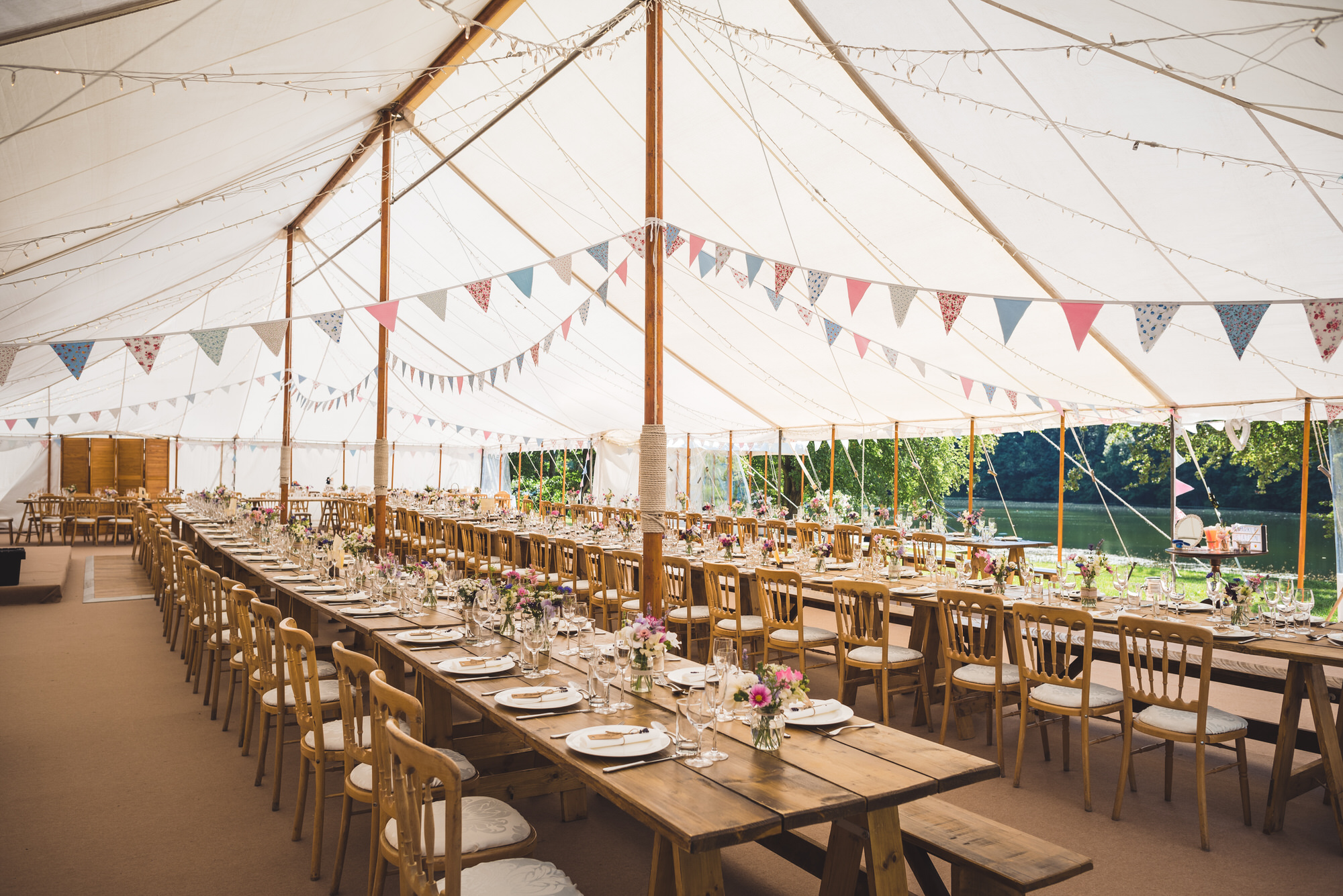 Tortworth lake marquee wedding 13