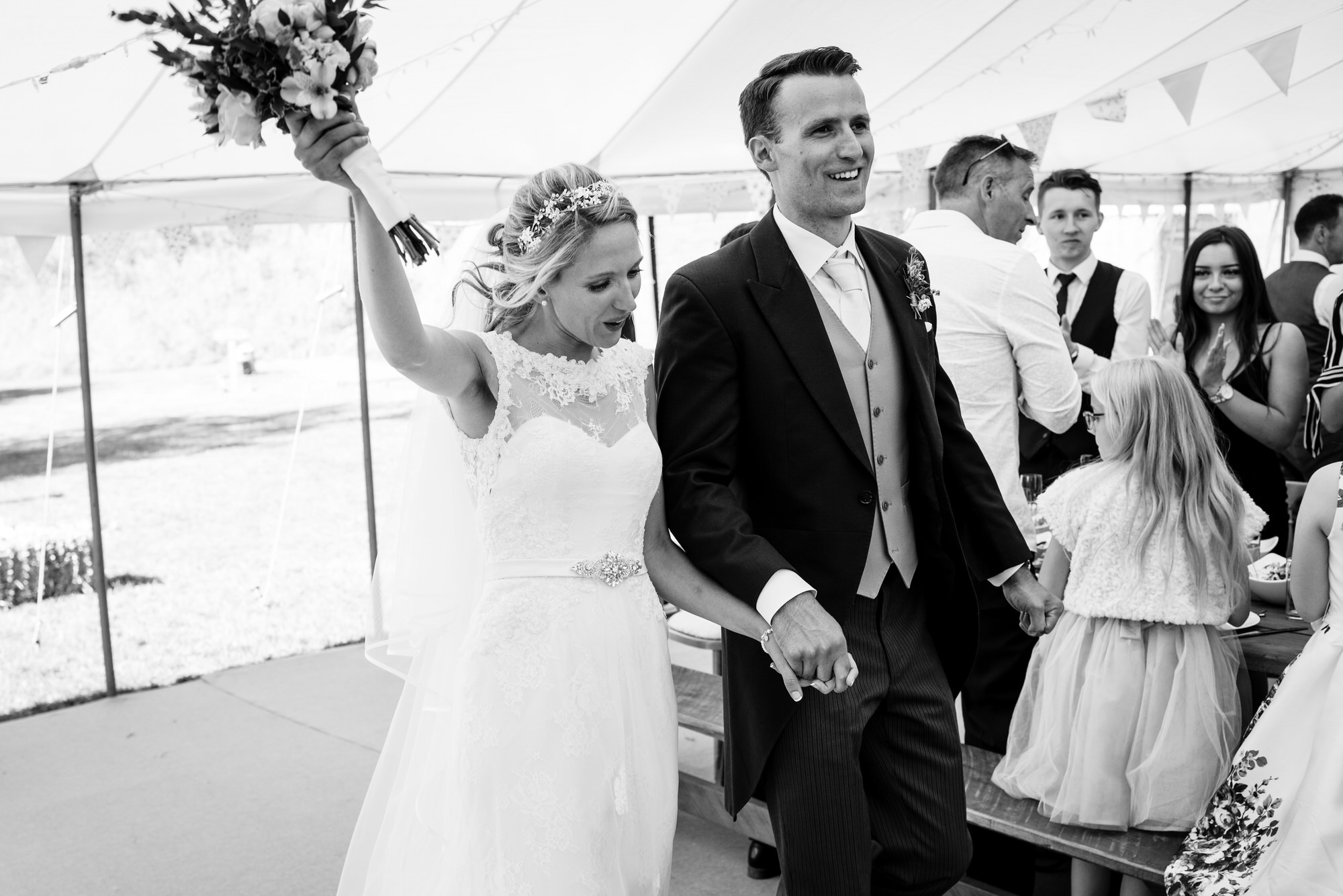 Tortworth lake wedding bride and groom 22