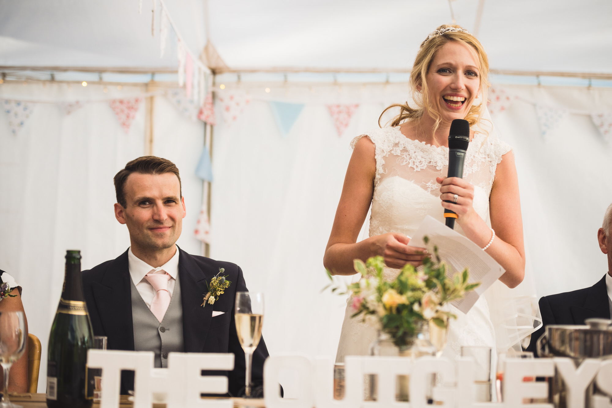 Tortworth lake wedding speeches 27