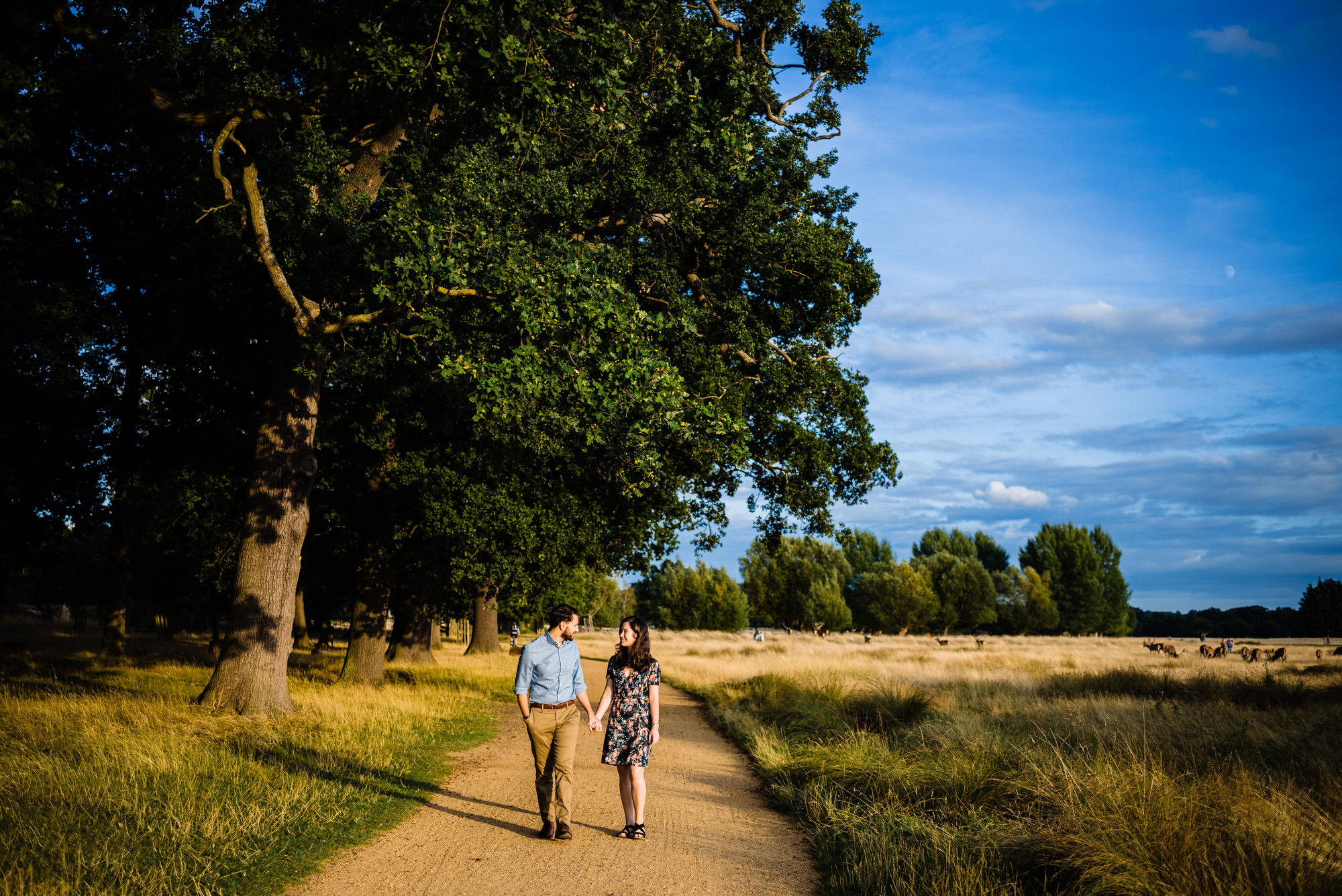 Richmond park london portrait photography 4